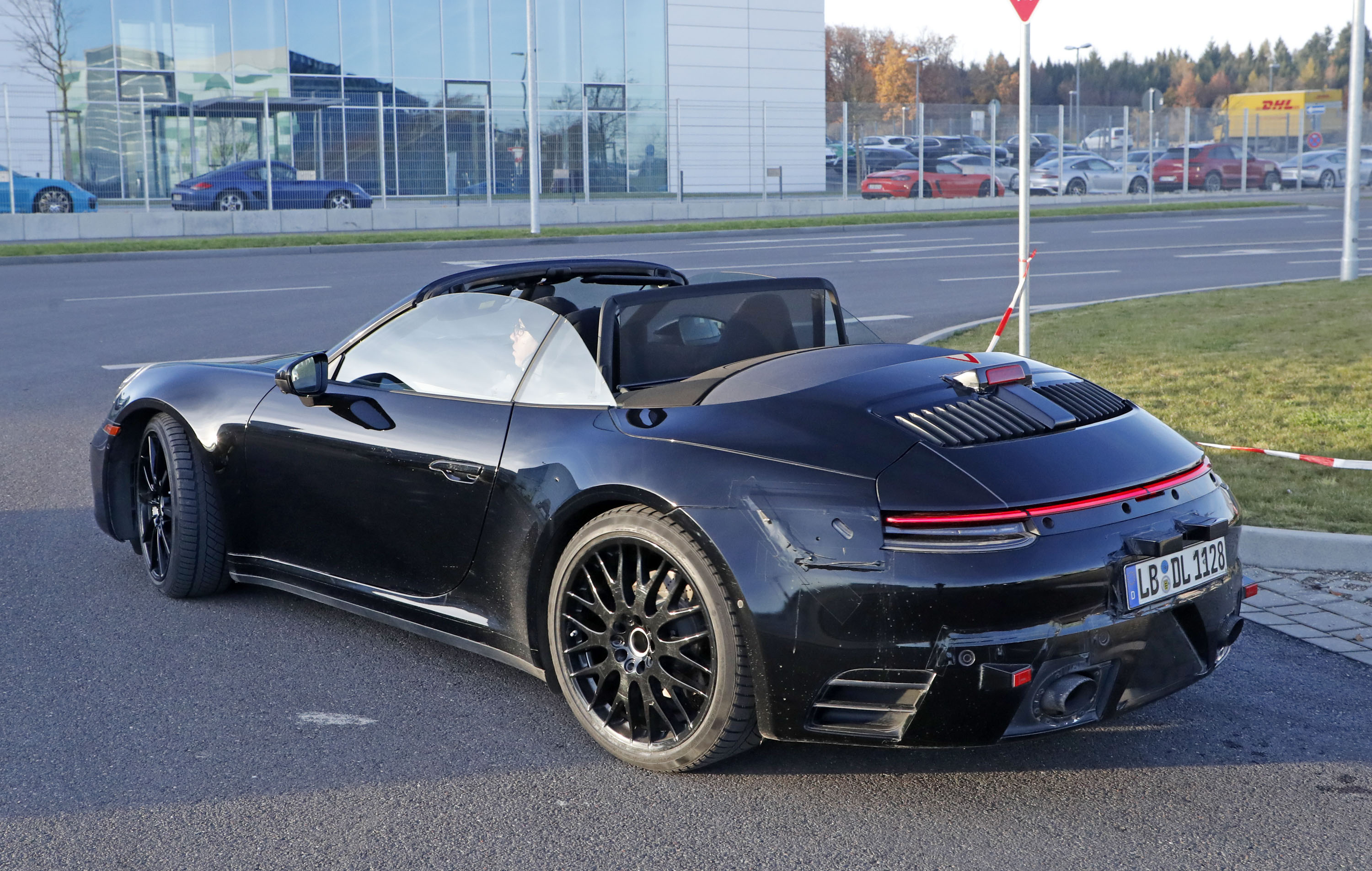 2019 Porsche 911 Cabriolet Top Speed