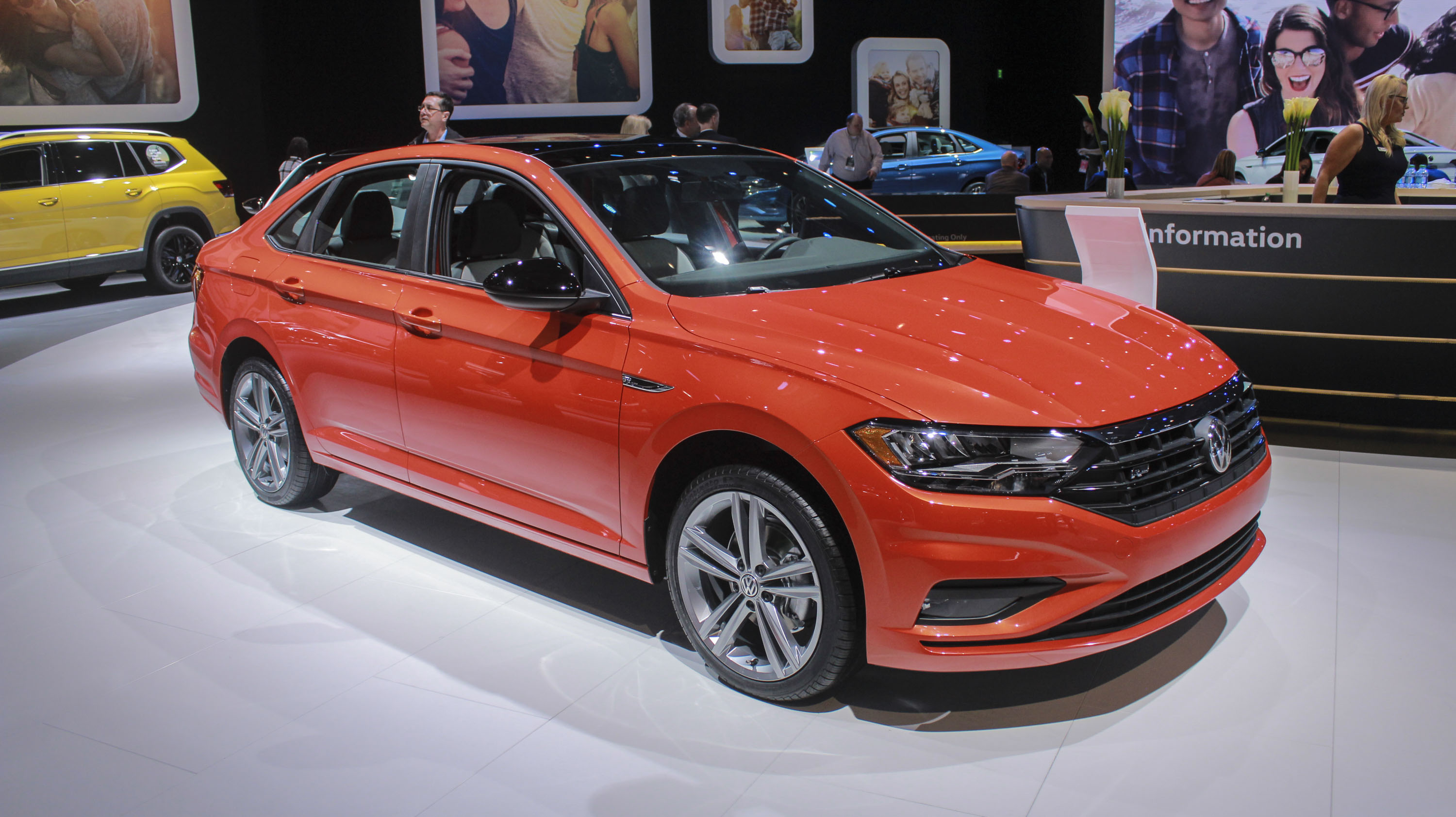 2019 Volkswagen Jetta | Top Speed. »