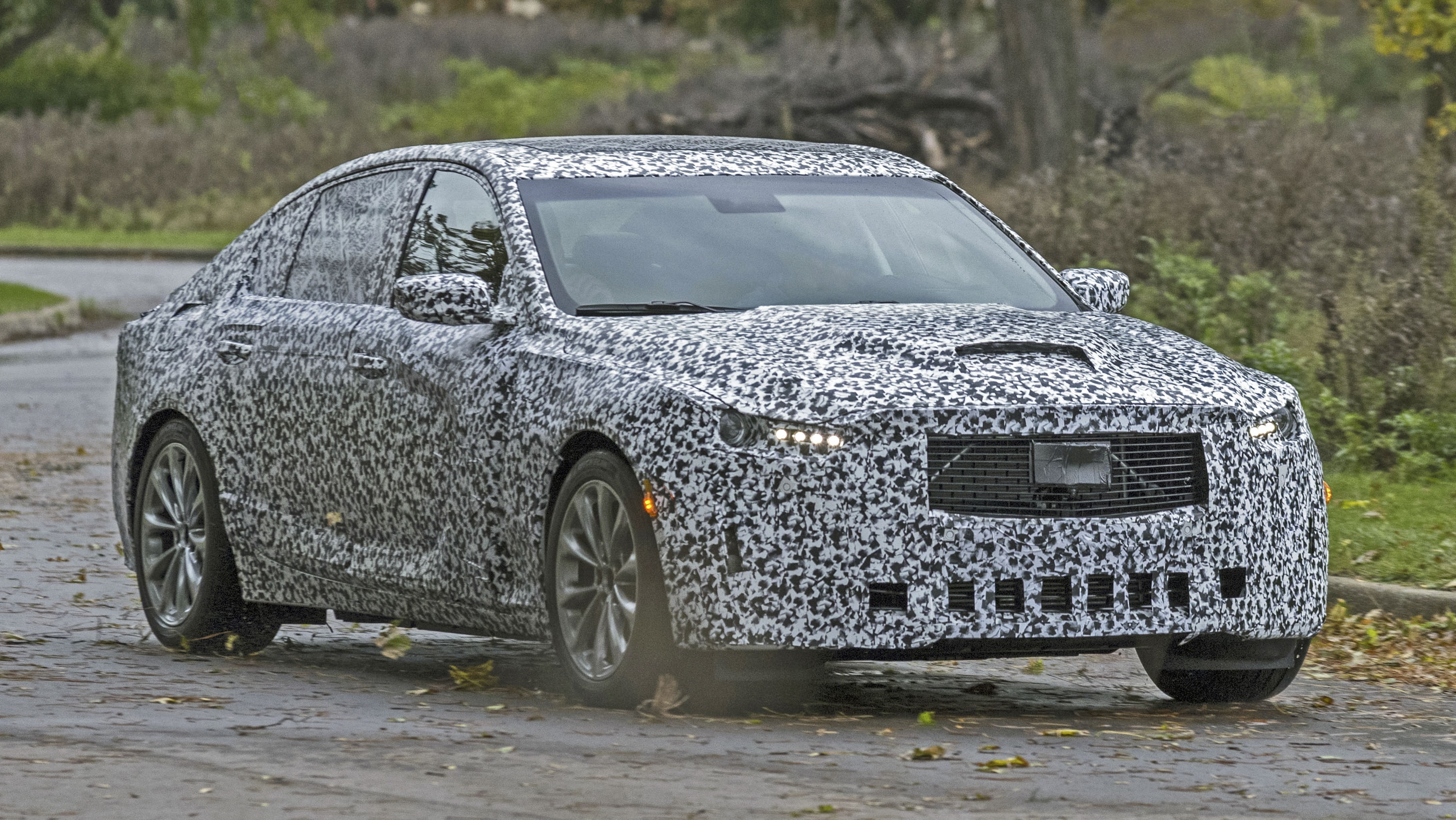 2020 Cadillac CT5 Spied For The First Time Pictures, Photos, Wallpapers. | Top Speed