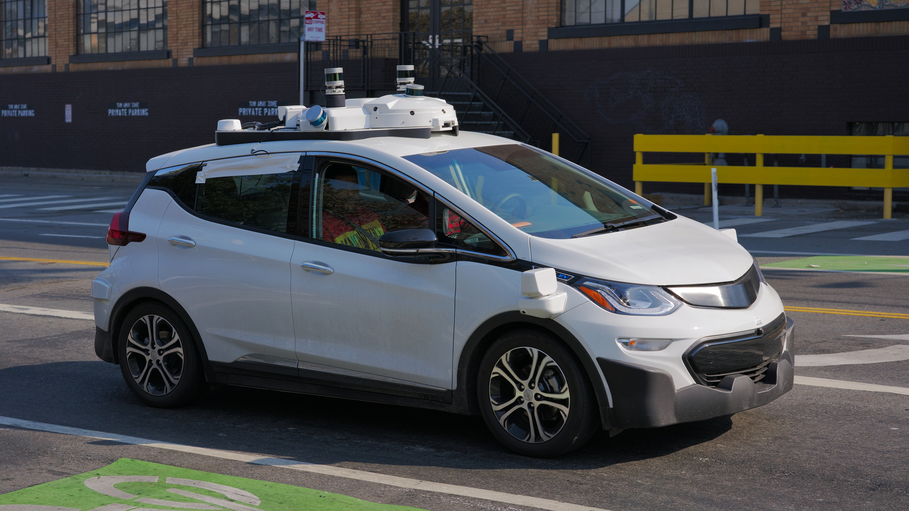 A Motorcyclists Sues General Motors Over An Autonomous Car Collision News Top Speed