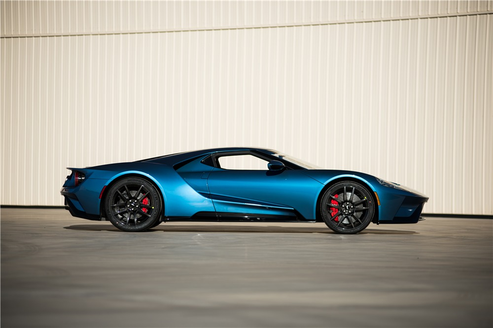 First Corvette ZR1 Heads To Auction Next To The First Ford GT To Be ...