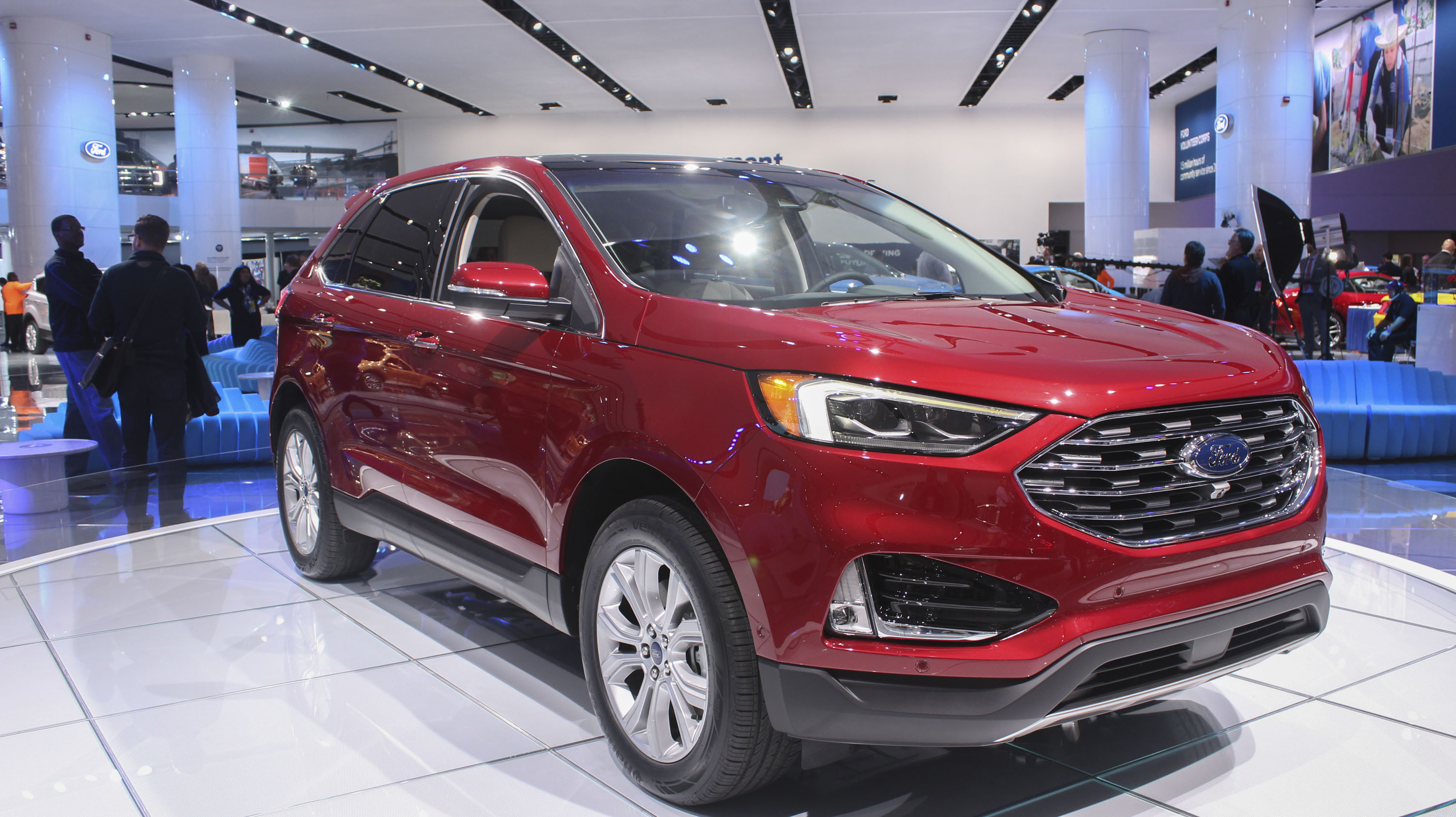 Ford Edge Top Speed