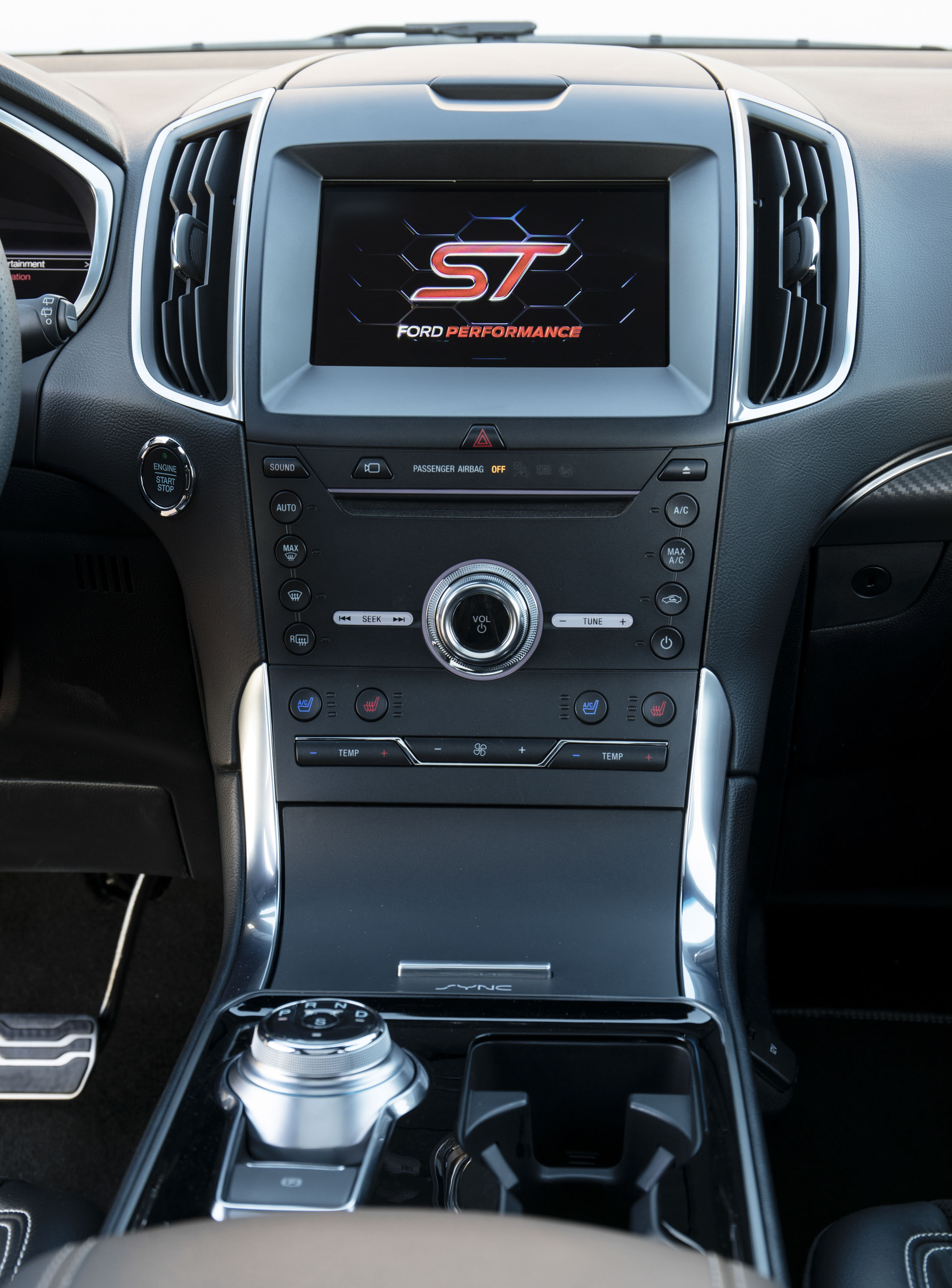 2019 Ford Edge St Top Speed