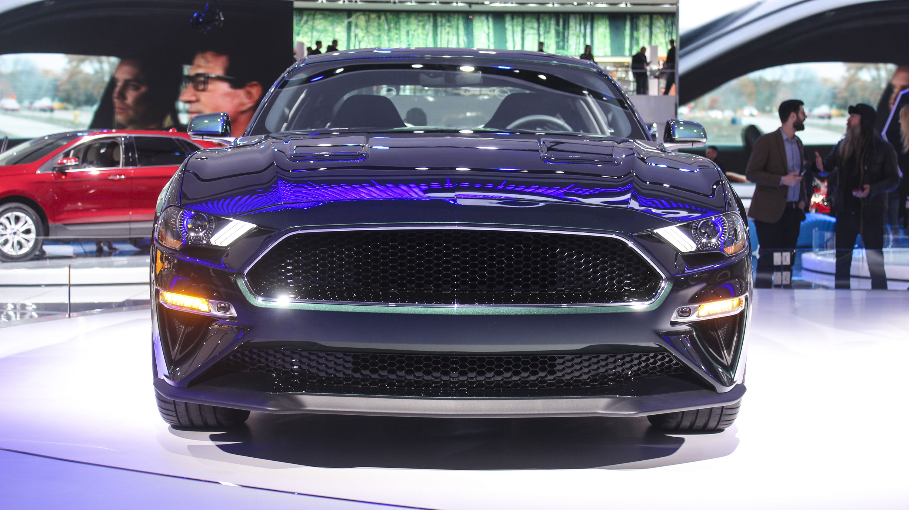 2019 Ford Mustang Bullitt Top Speed