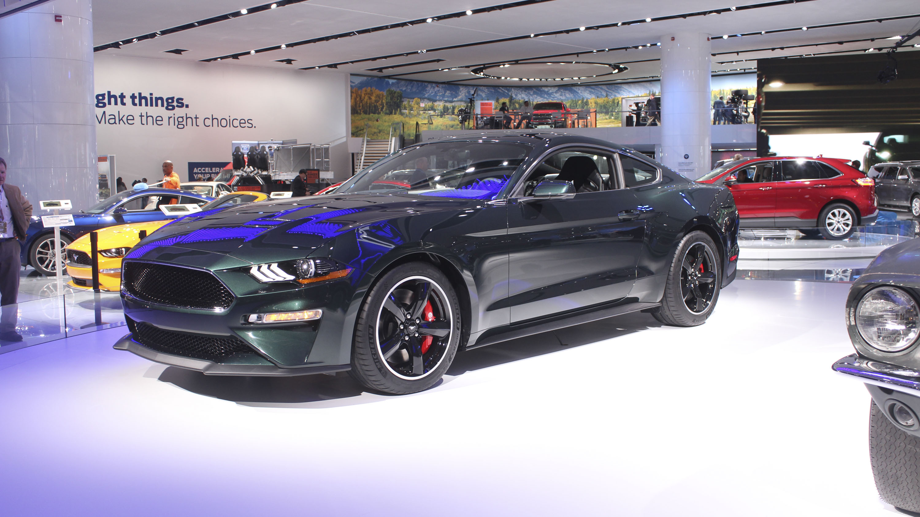 2019 ford mustang bullitt top speed. Black Bedroom Furniture Sets. Home Design Ideas