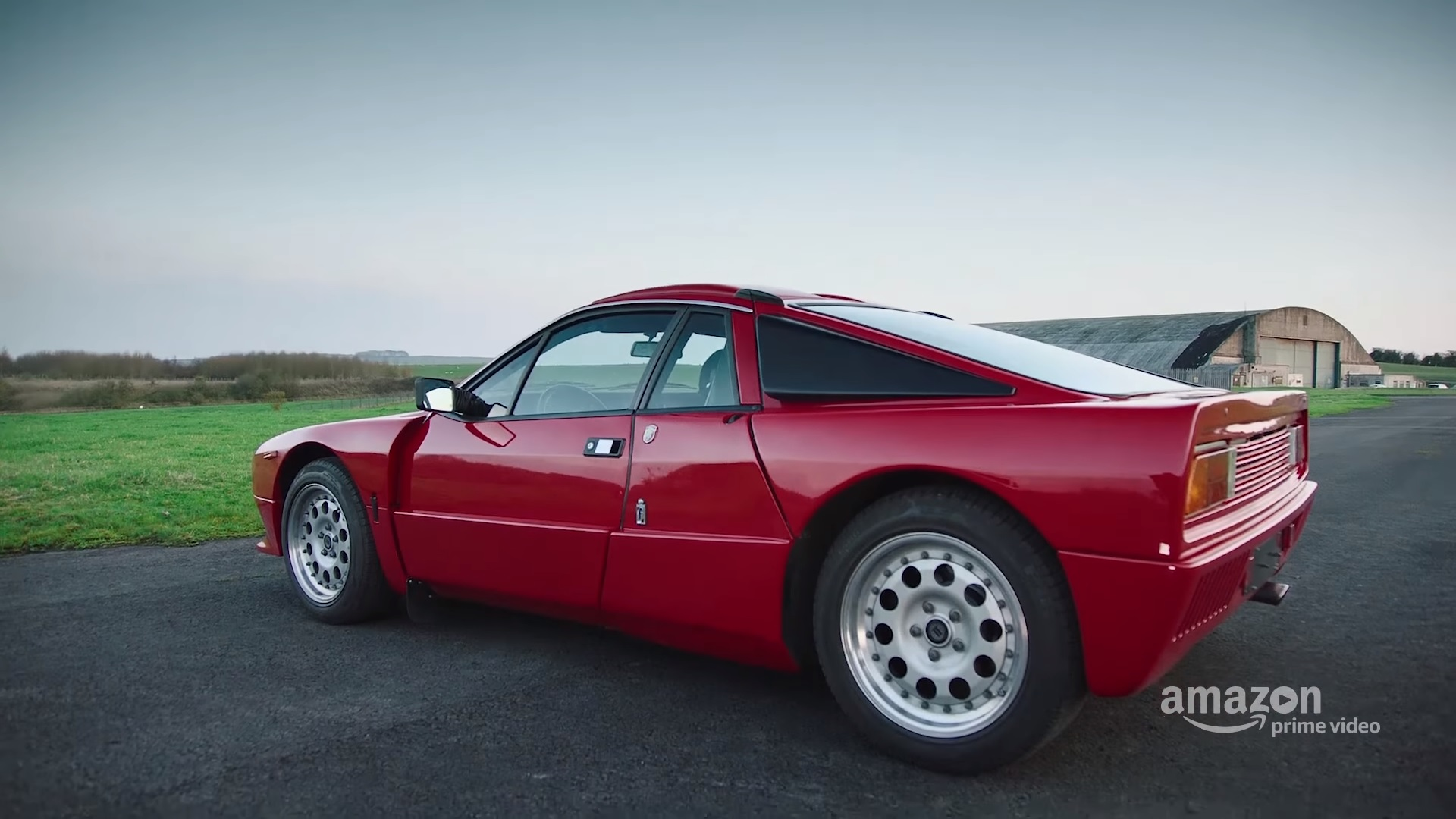 Video Of The Day Jeremy Clarkson Talks About The Lancia  Top Speed