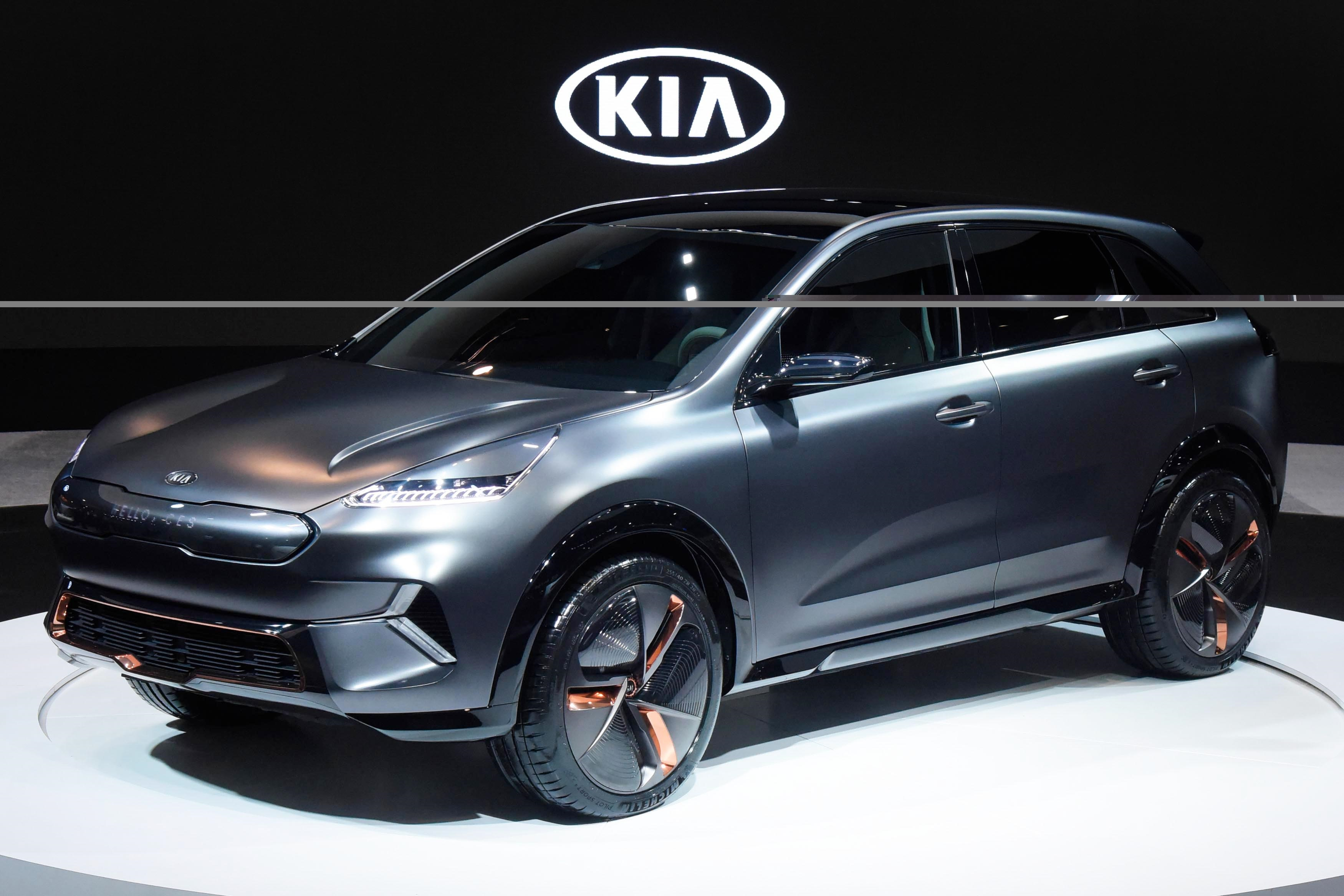 2018 Kia Niro All-electric Model >> 2018 Kia Niro Ev Concept Top Speed