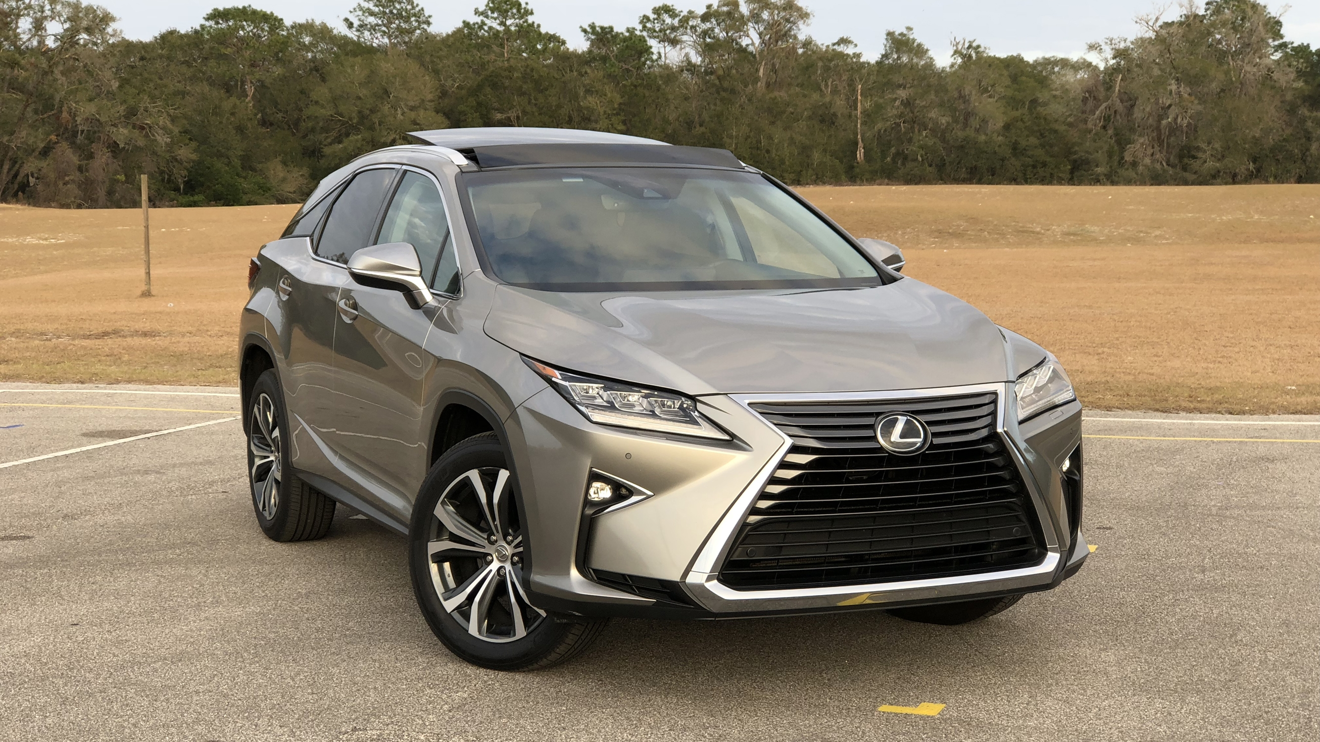 2018 lexus rx350 driven top speed. Black Bedroom Furniture Sets. Home Design Ideas