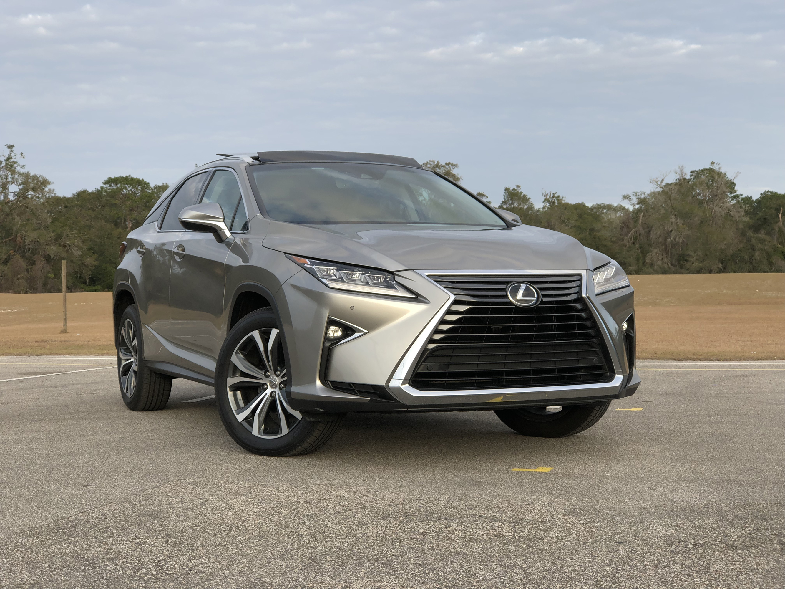 f steadfast lexus hybrid rx suv review sporty gets lsf front sport view