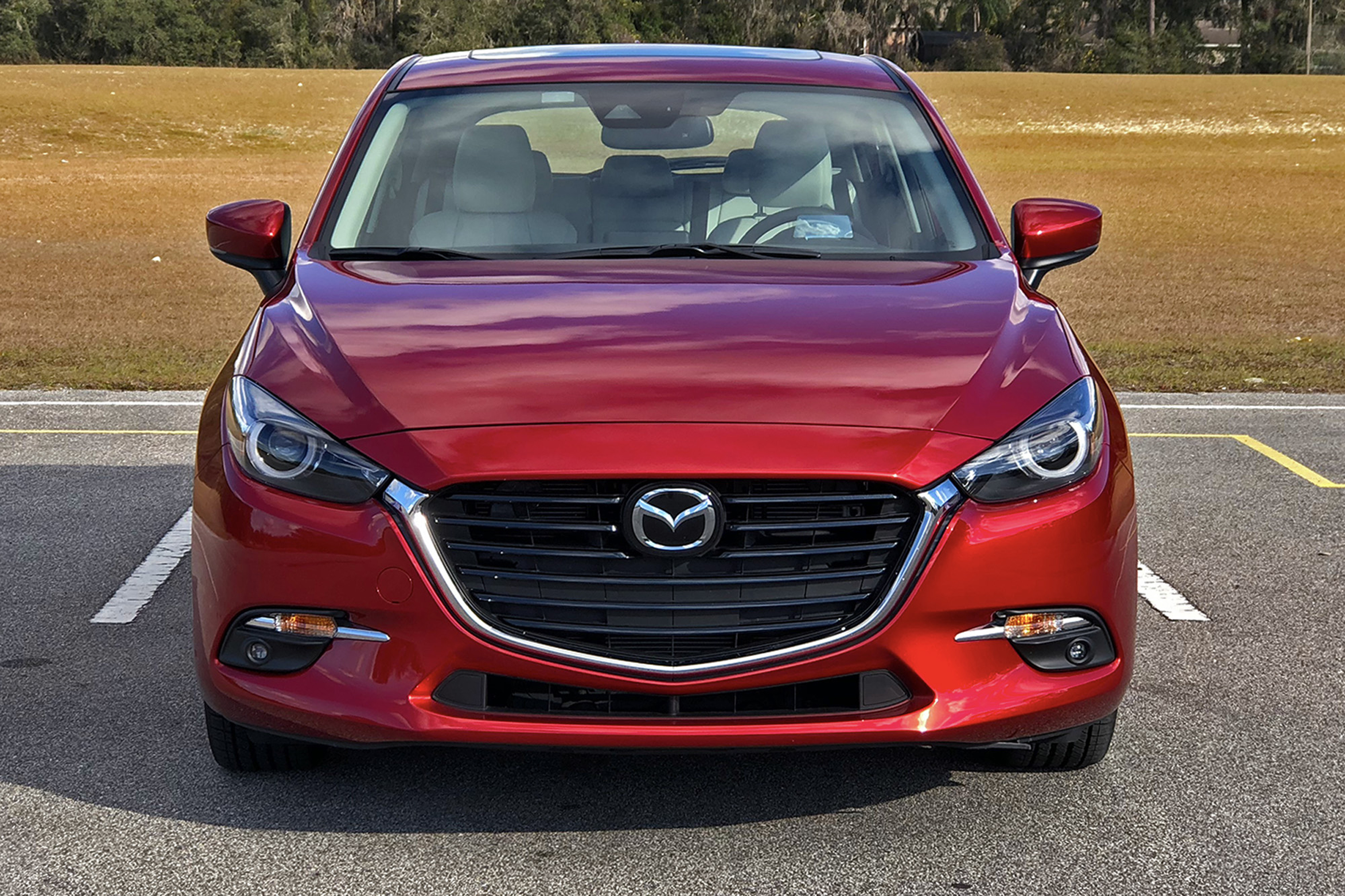 Mazda 3 Owners Manual: Direct Mode