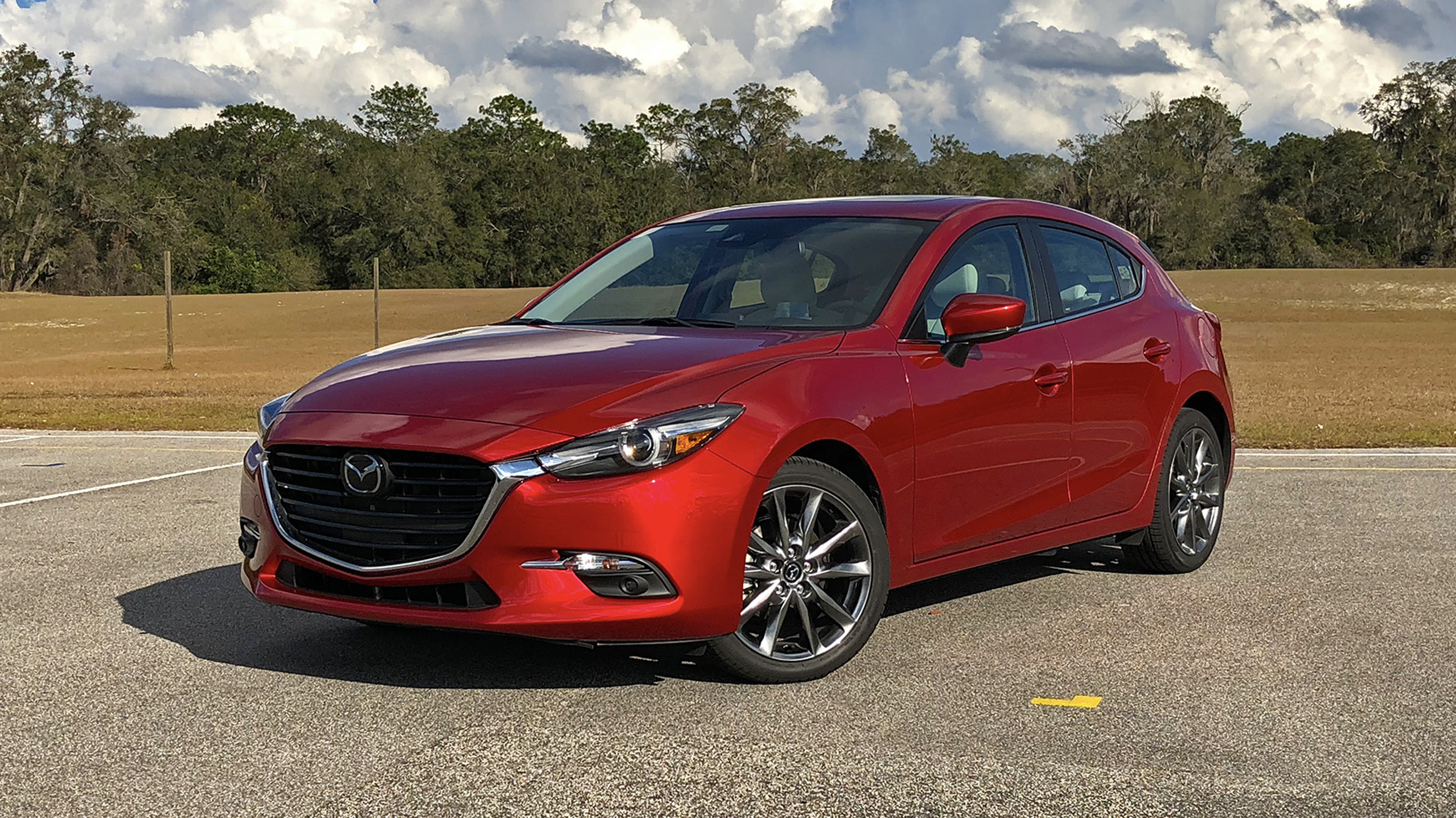 2018 mazda3 grand touring driven top speed. Black Bedroom Furniture Sets. Home Design Ideas