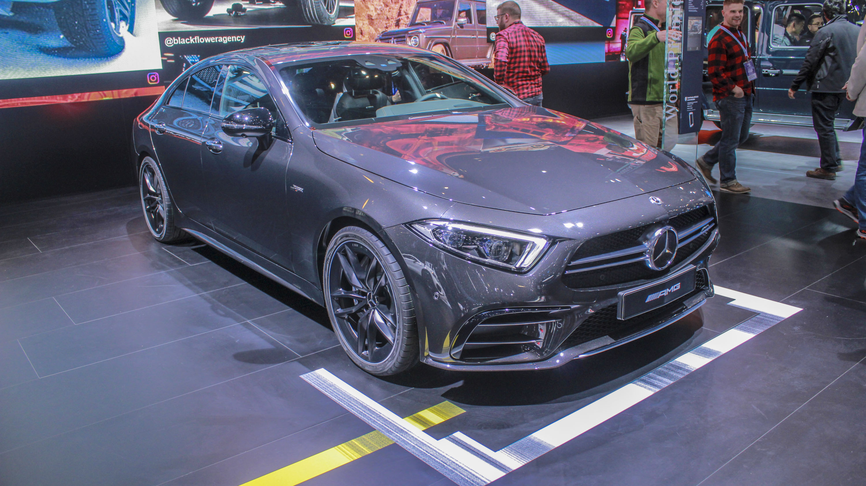 2019 mercedes amg cls 53 4matic top speed. Black Bedroom Furniture Sets. Home Design Ideas