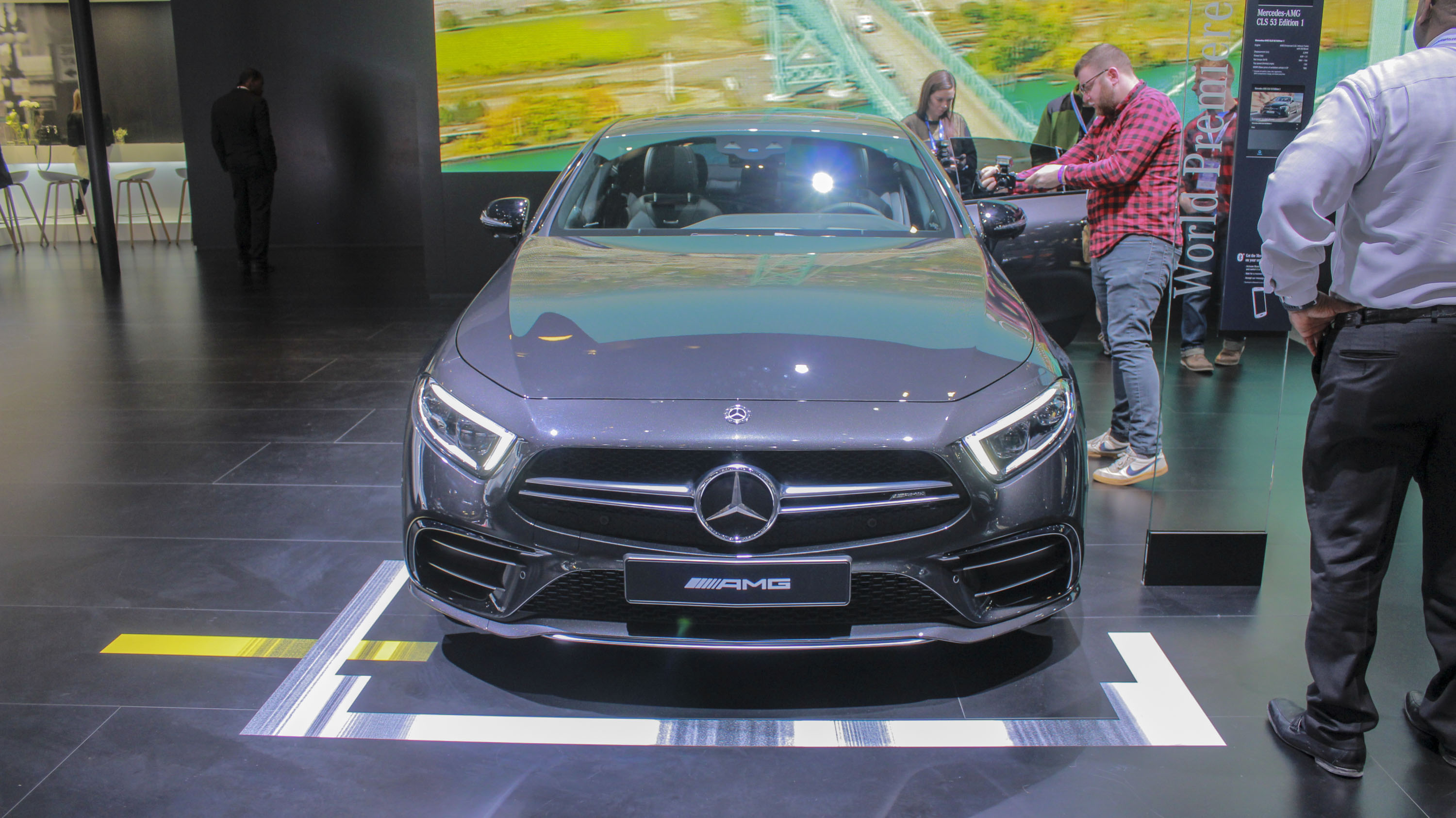 2019 Mercedes-AMG CLS 53 4Matic   Top Speed