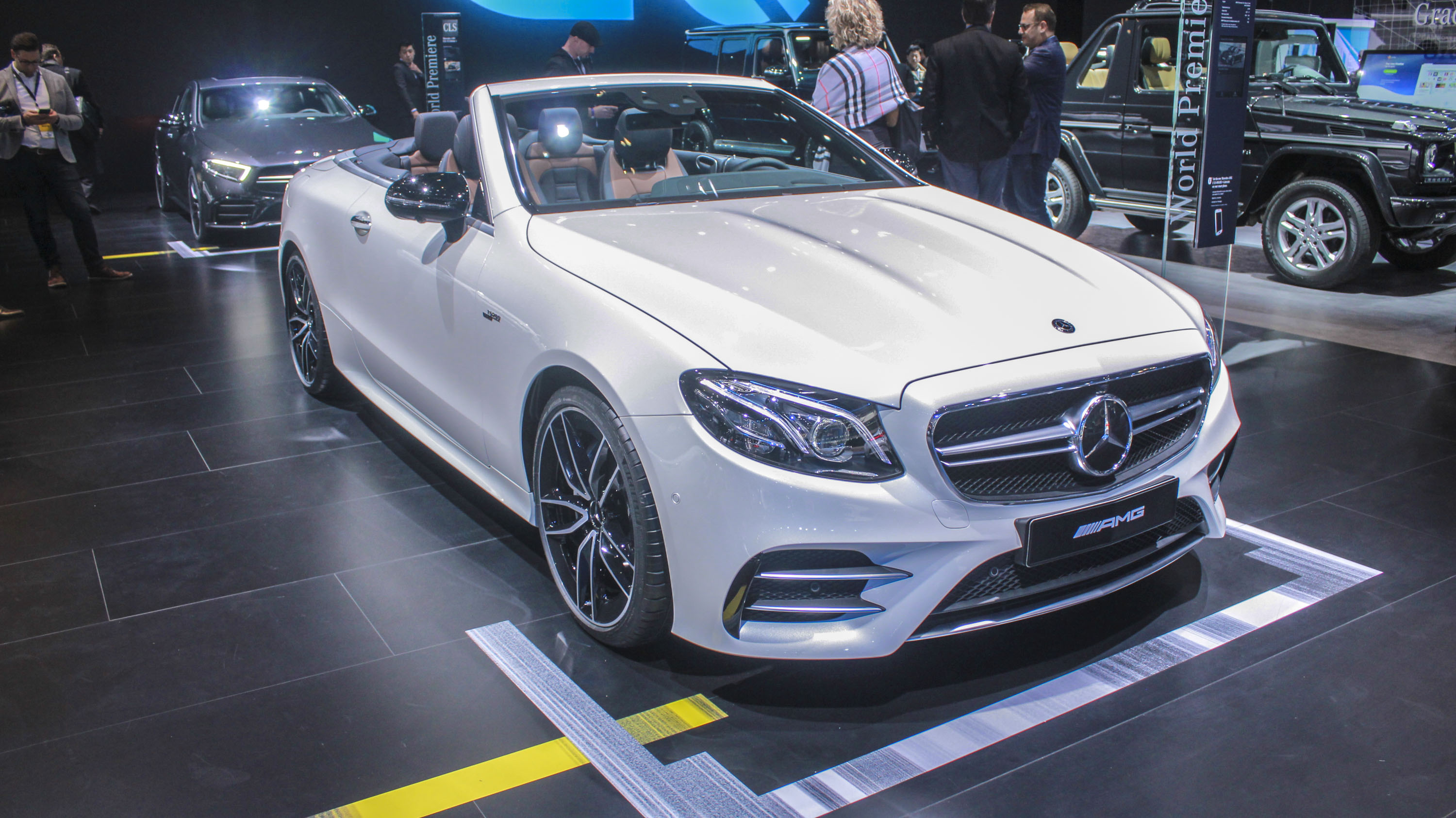 2019 mercedes amg e53 cabriolet top speed. Black Bedroom Furniture Sets. Home Design Ideas