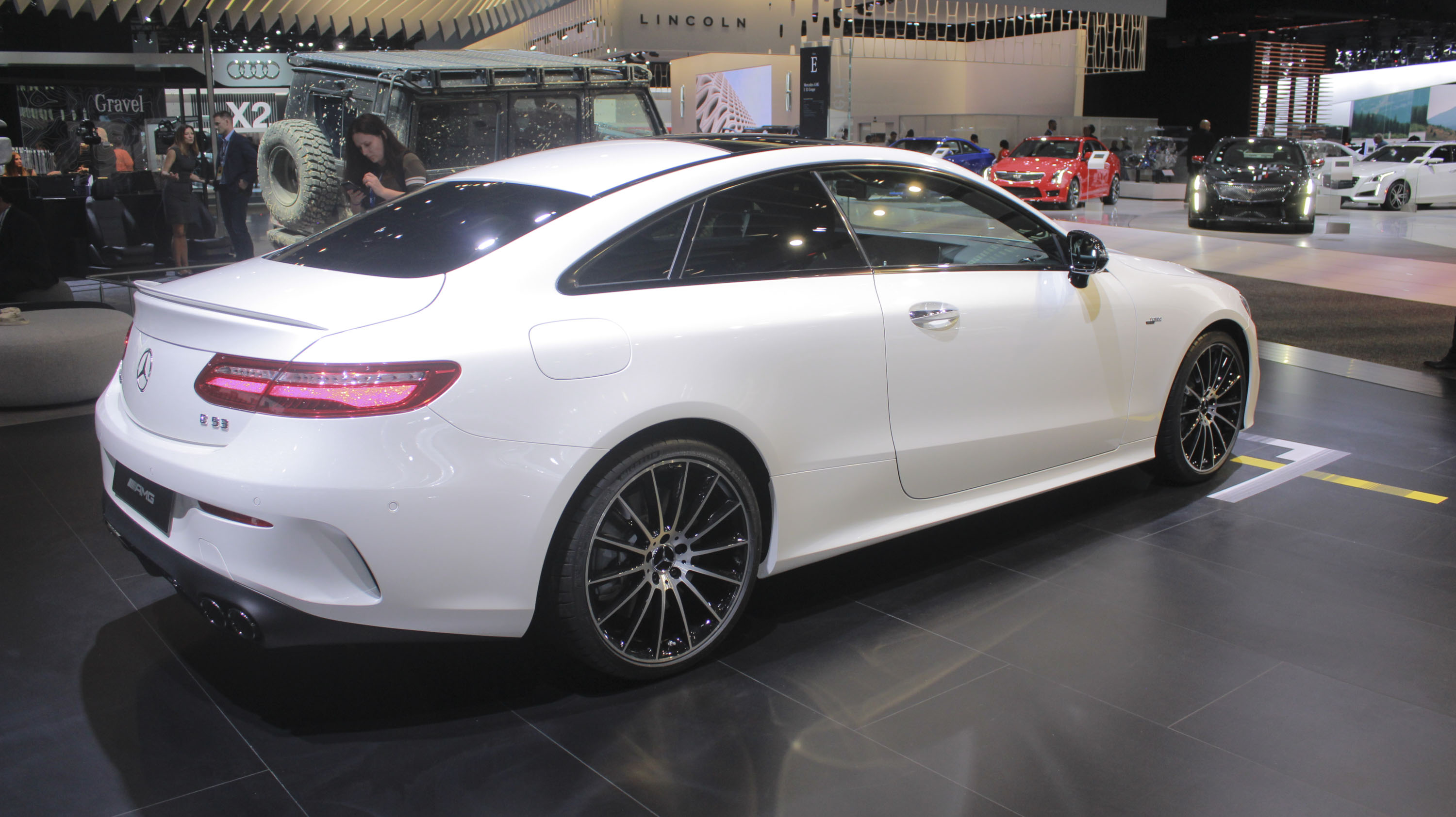 2019 Mercedes Amg E53 Coupe Top Speed