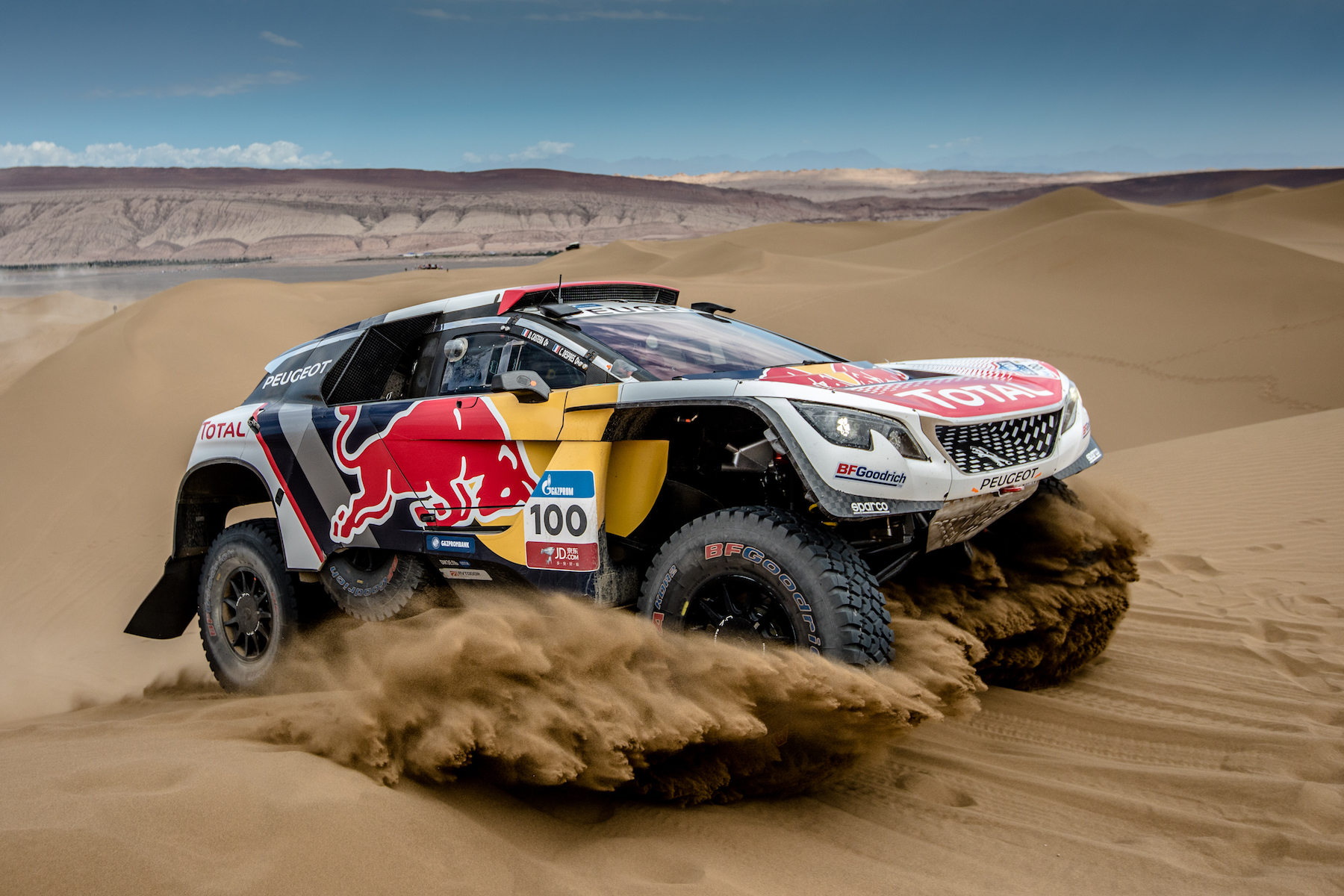 wallpaper of the day 2018 peugeot 3008 dkr maxi pictures photos wallpapers top speed. Black Bedroom Furniture Sets. Home Design Ideas