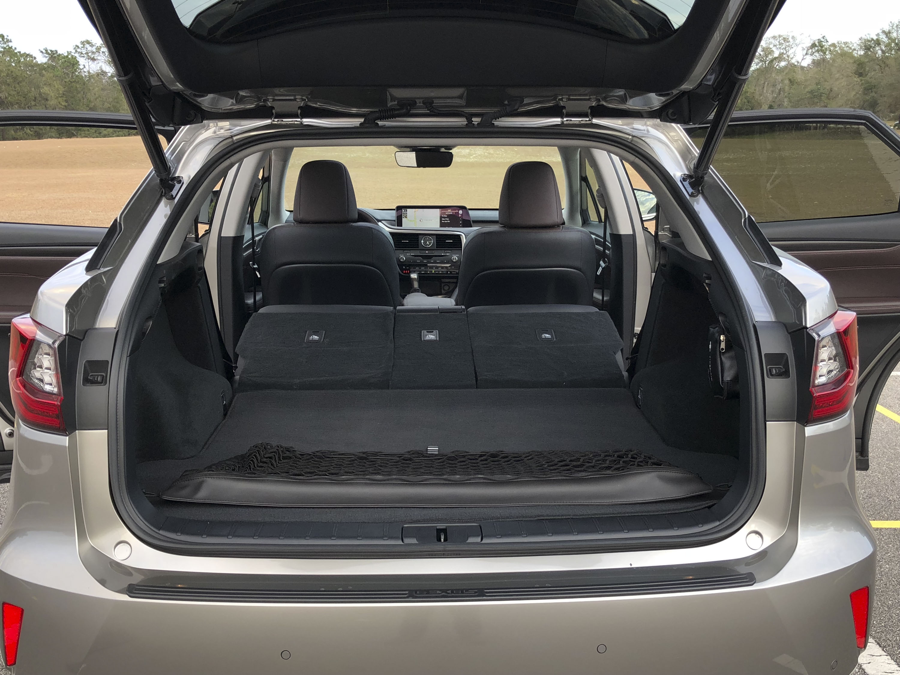 Cargo Space This Is How The Lexus Rx350 Stacks Up News Top Speed