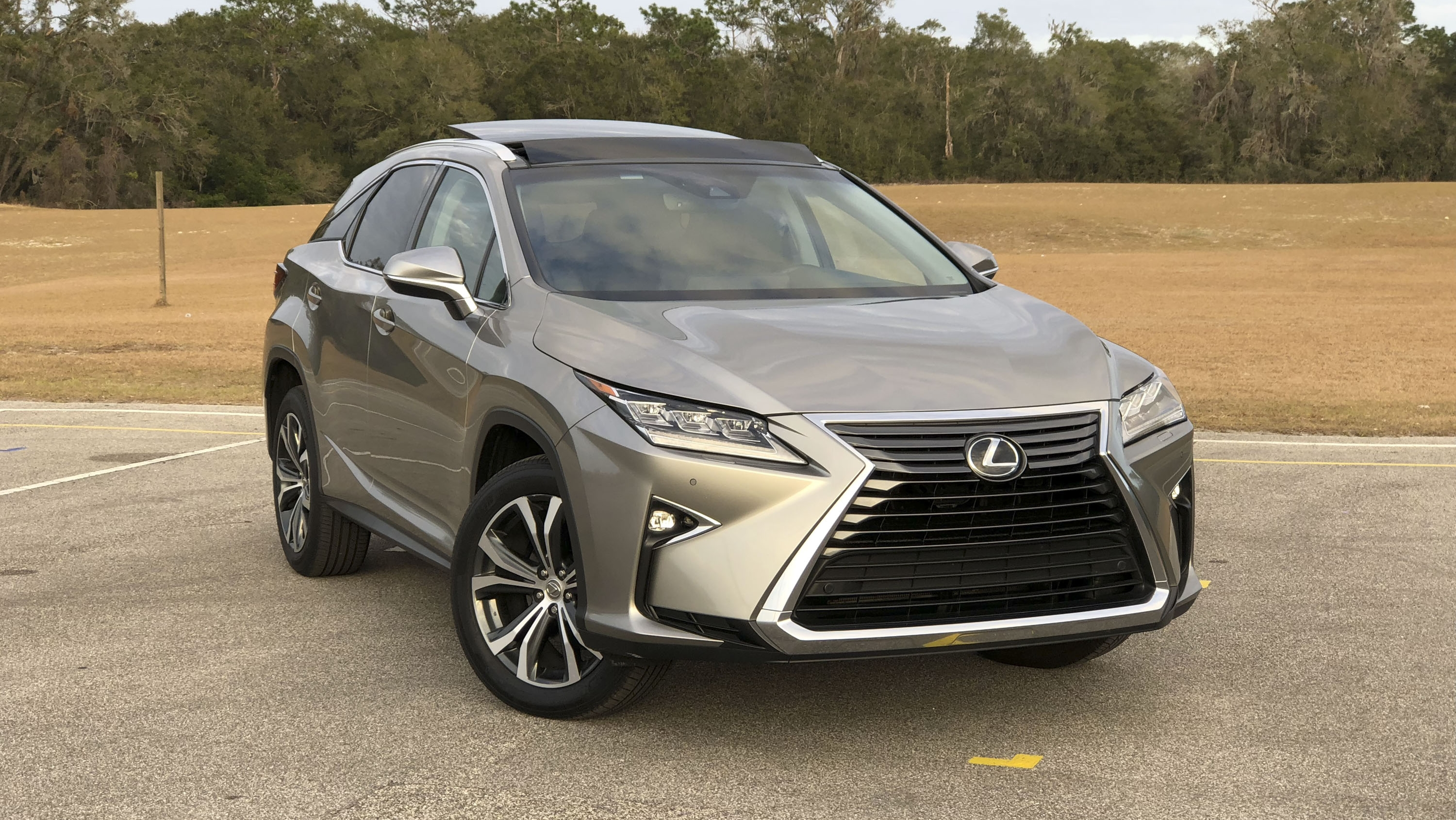 What It s Like To Daily Drive The Lexus RX350 News