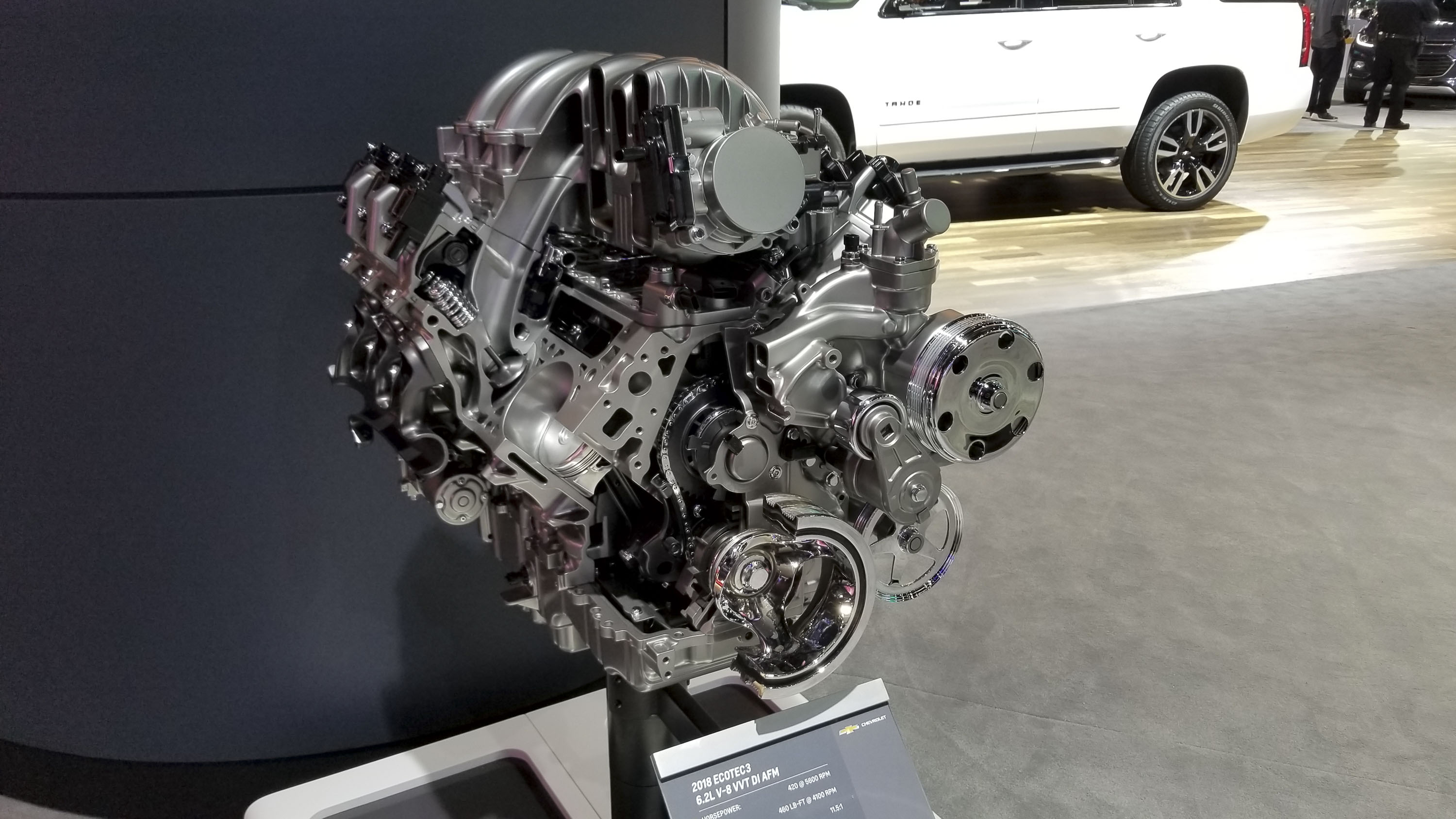 The 2019 Chevy Silverado Offers An All-new 3.0-liter ...