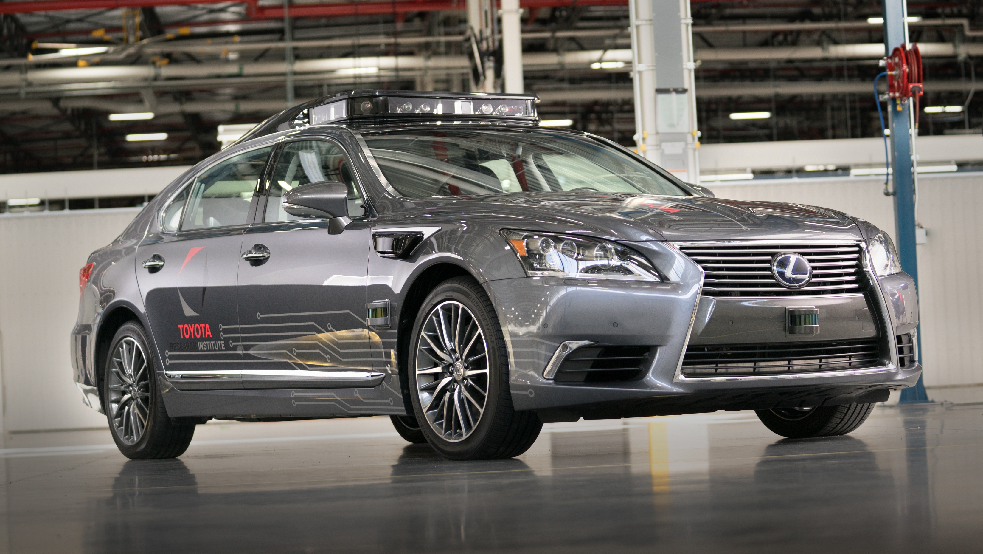 Toyota To Show Up At CES 2018 With A Next-Gen Lexus-Based ...