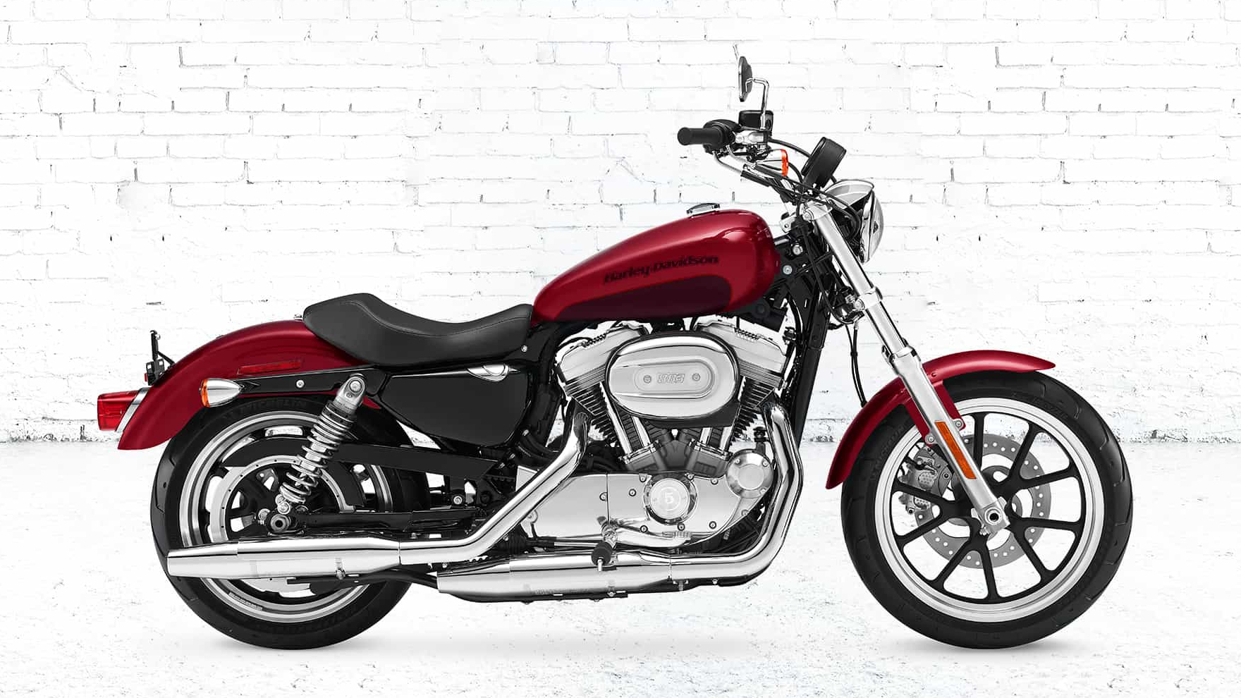 2015 - 2017 Harley-Davidson SuperLow Review - Top Speed. »