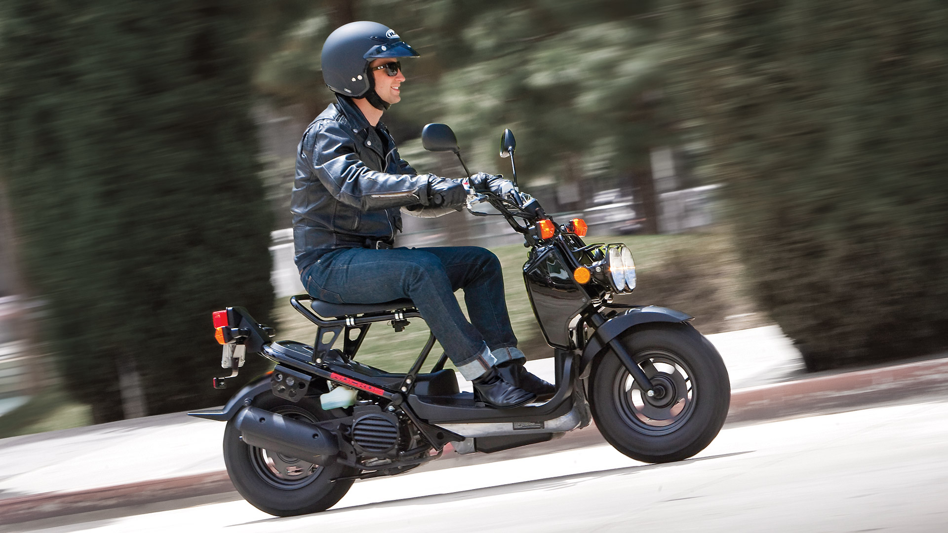 2015 - 2019 Honda Ruckus | Top Speed