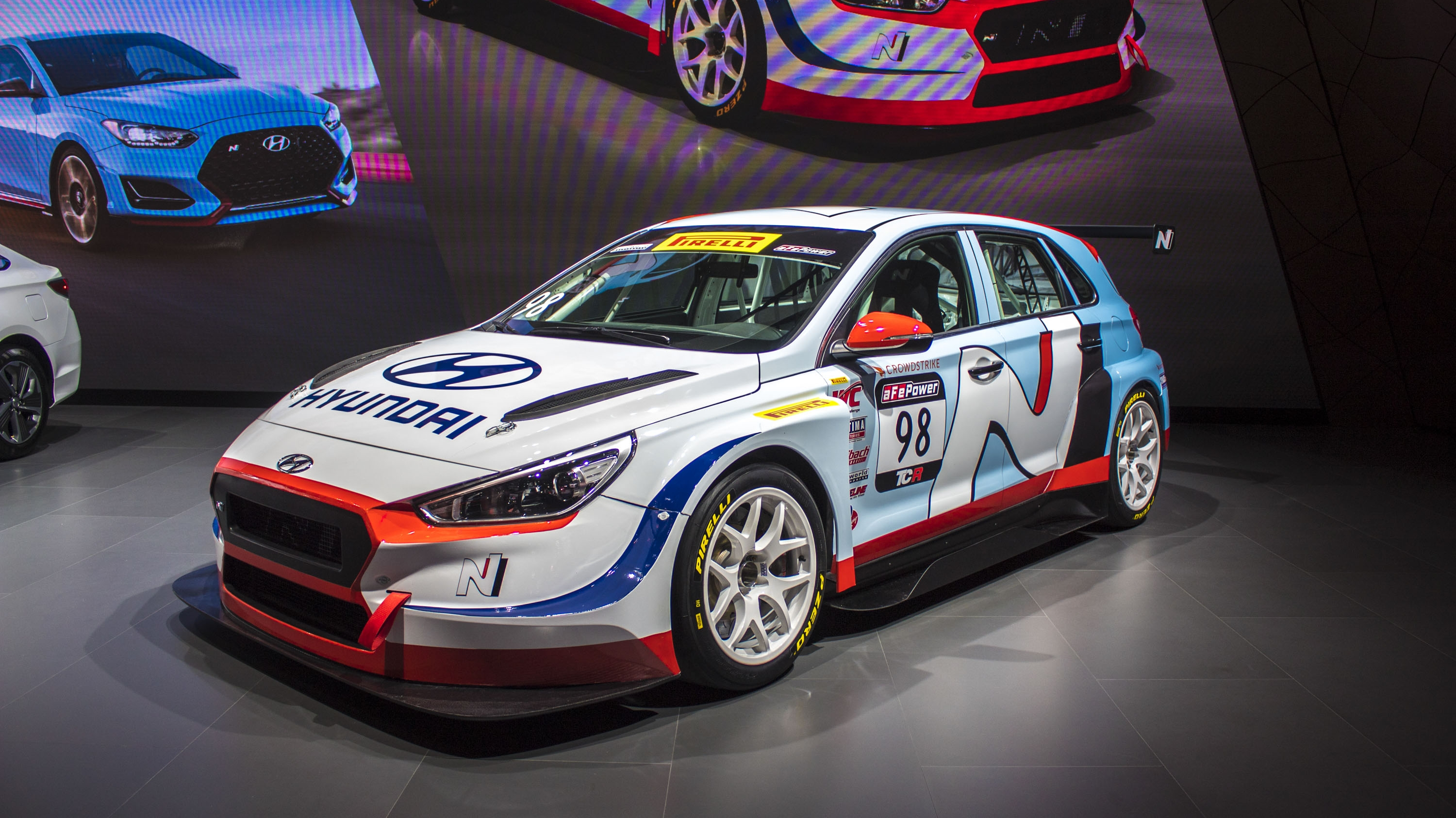 2018 Hyundai I30 N TCR Pictures, Photos, Wallpapers. | Top ...