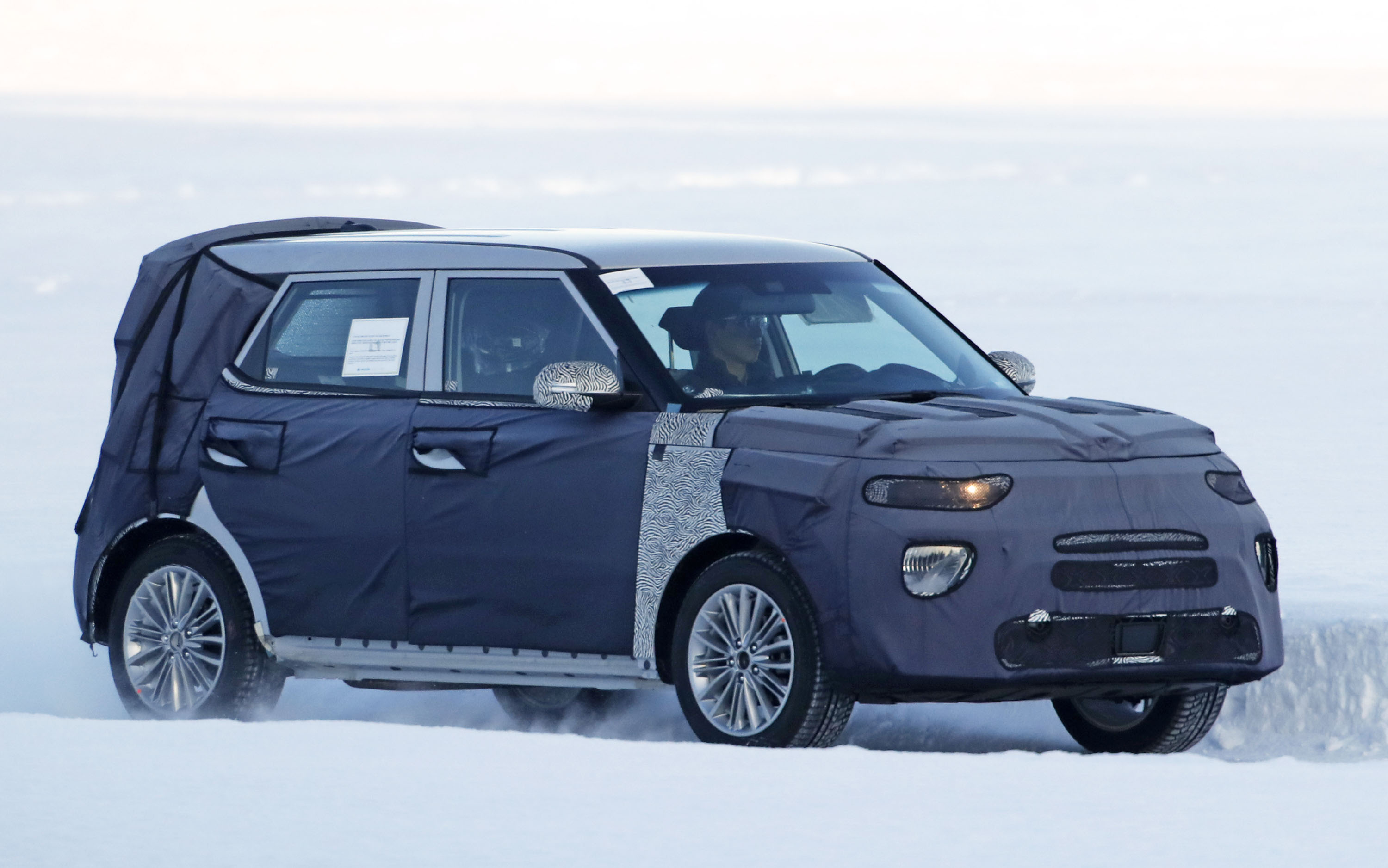 Kia Soul Awd >> Will The Next Gen Kia Soul Be Available With Awd Top Speed