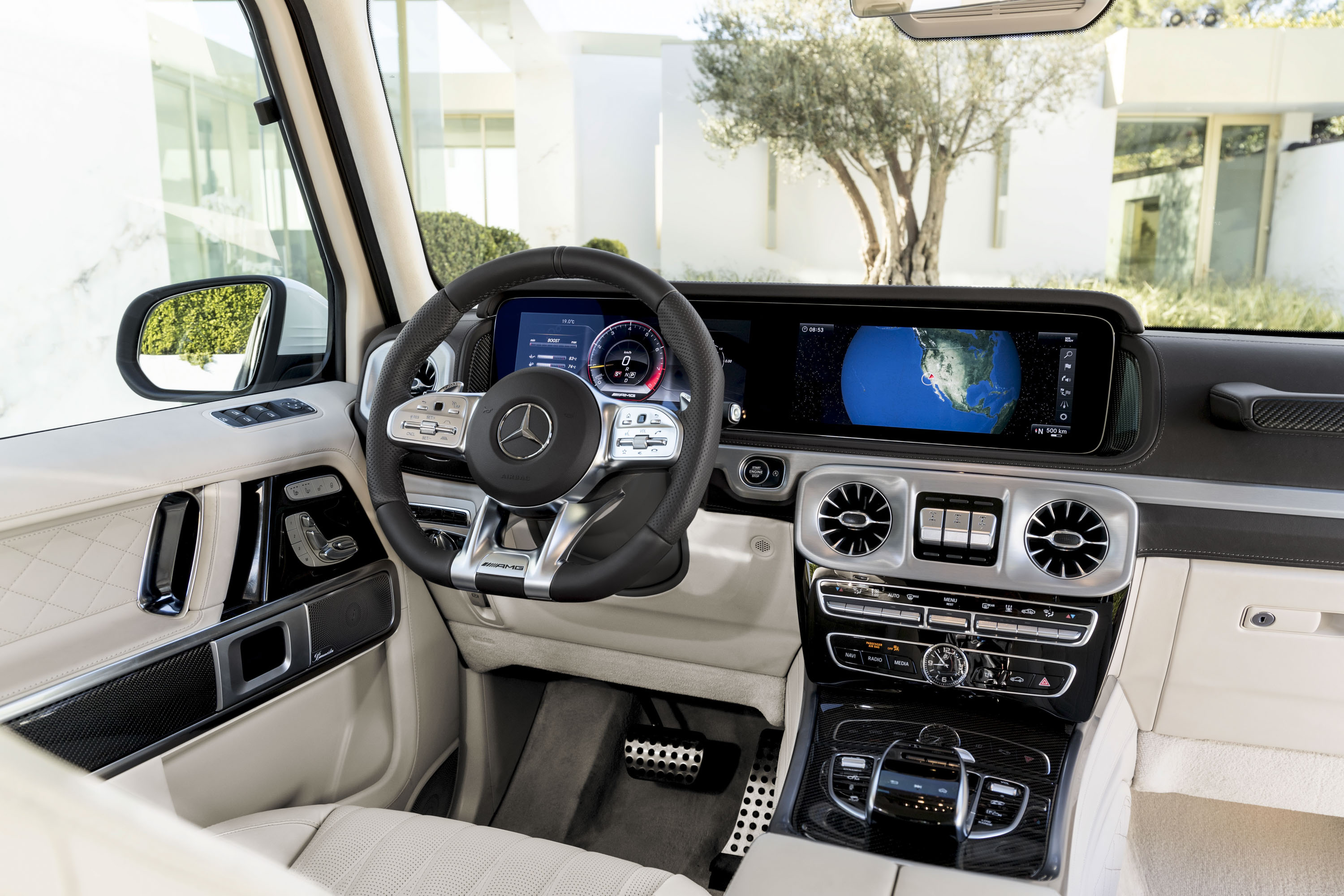 Mercedes G63 2018 >> 2018 Mercedes Amg G63 Review Top Speed