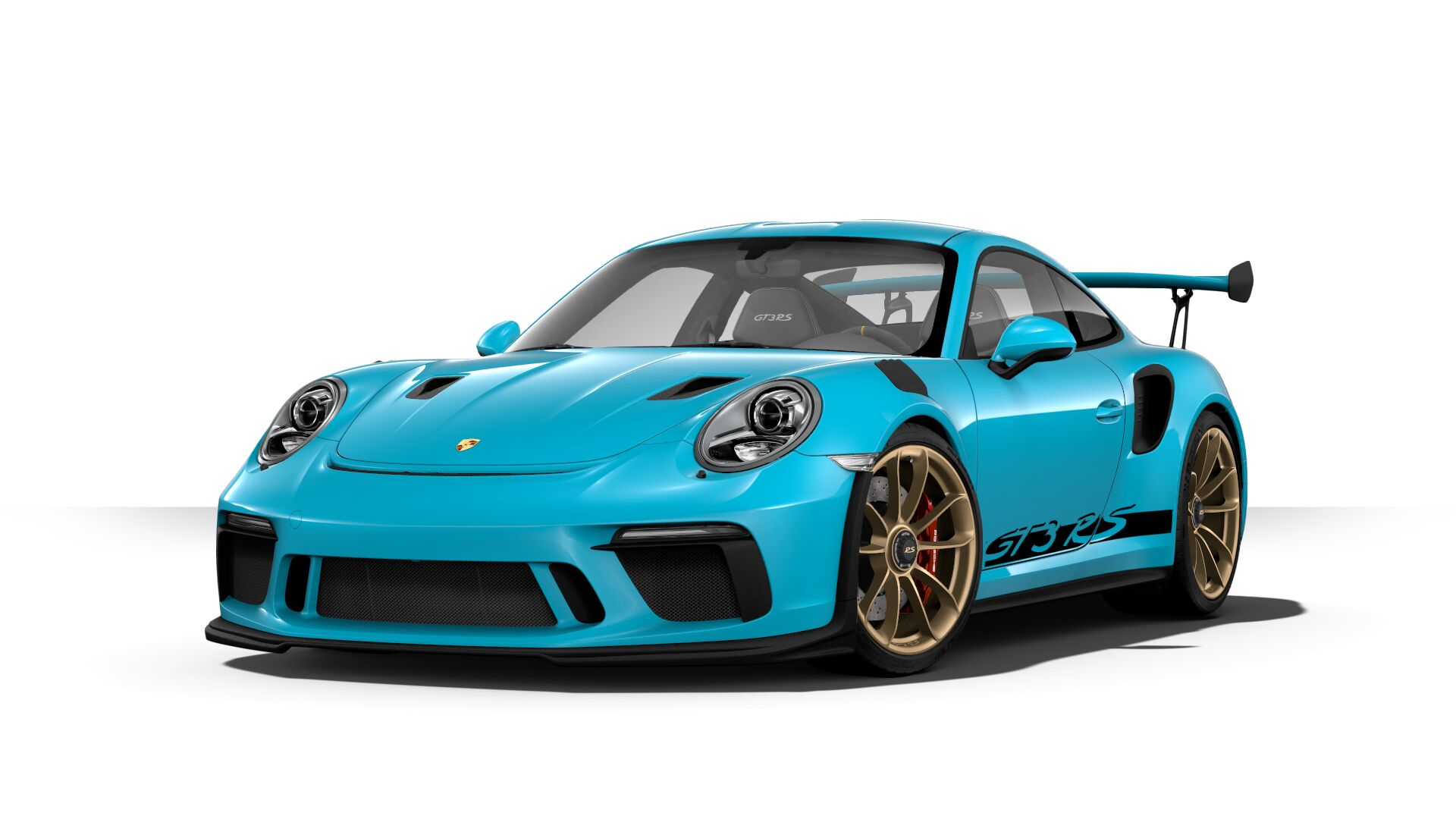 The Porsche 911 Gt3 Rs Configurator Is Online And Boy Does It Have Some Crazy Options Top Speed