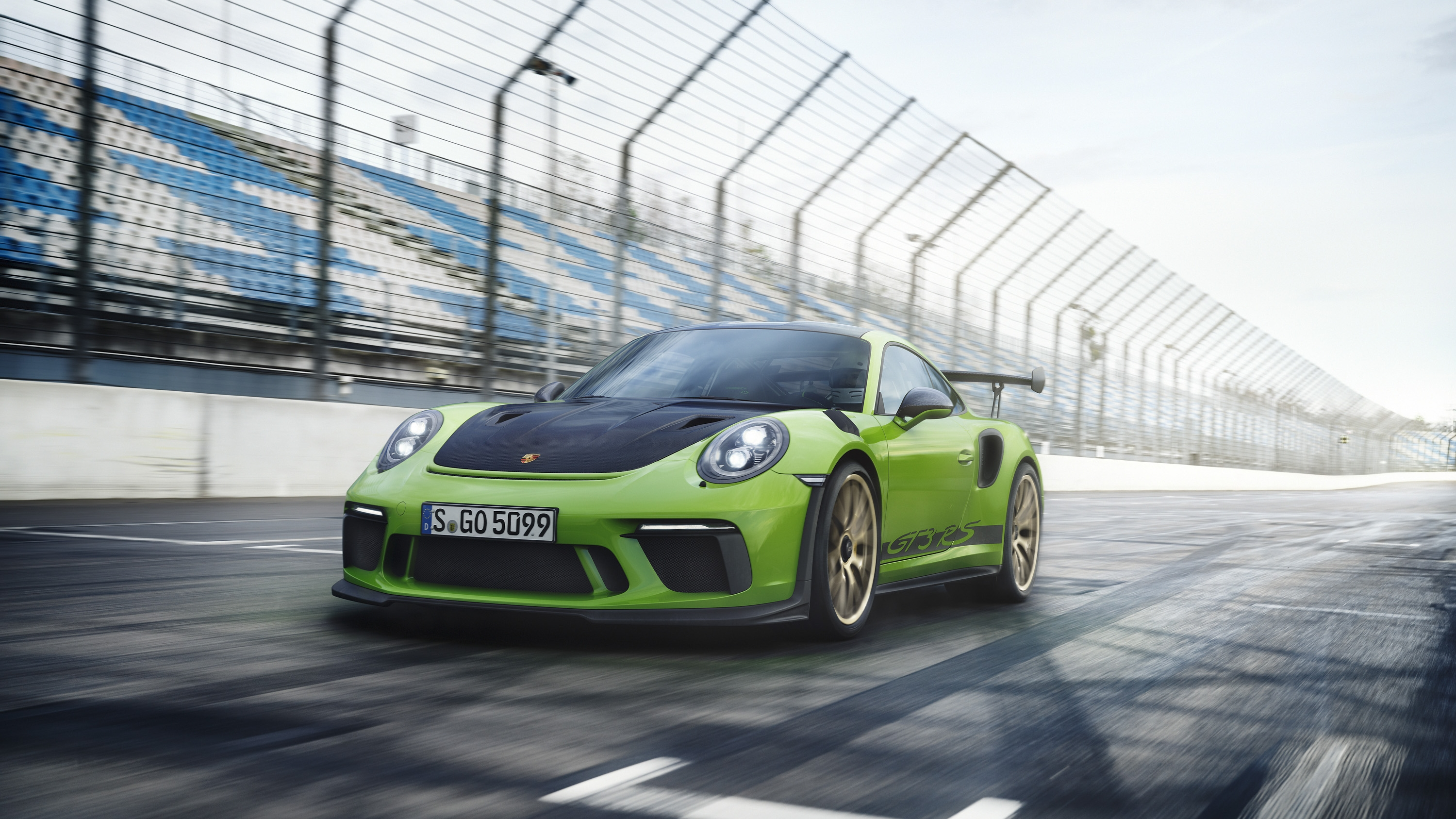 The 992 Gen 2021 Porsche 911 Gt3 Rs Will Remain Fully Aspirated And Feature A Surprise Upgrade Top Speed
