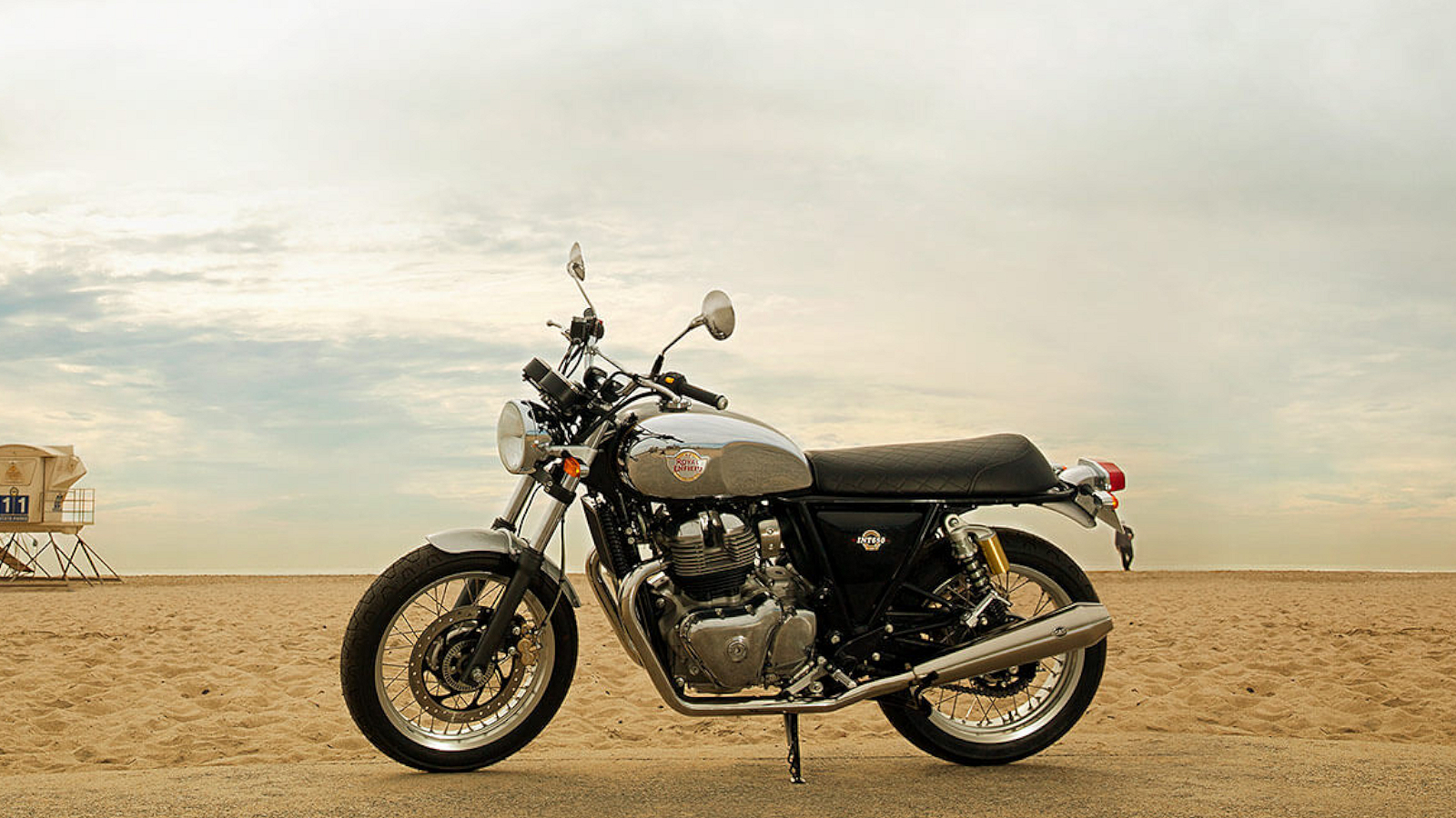 2018 Royal Enfield Interceptor 650 Pictures, Photos