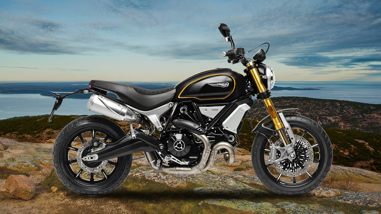 2018 ducati scrambler 1100 sport pictures, photos, wallpapers. | top