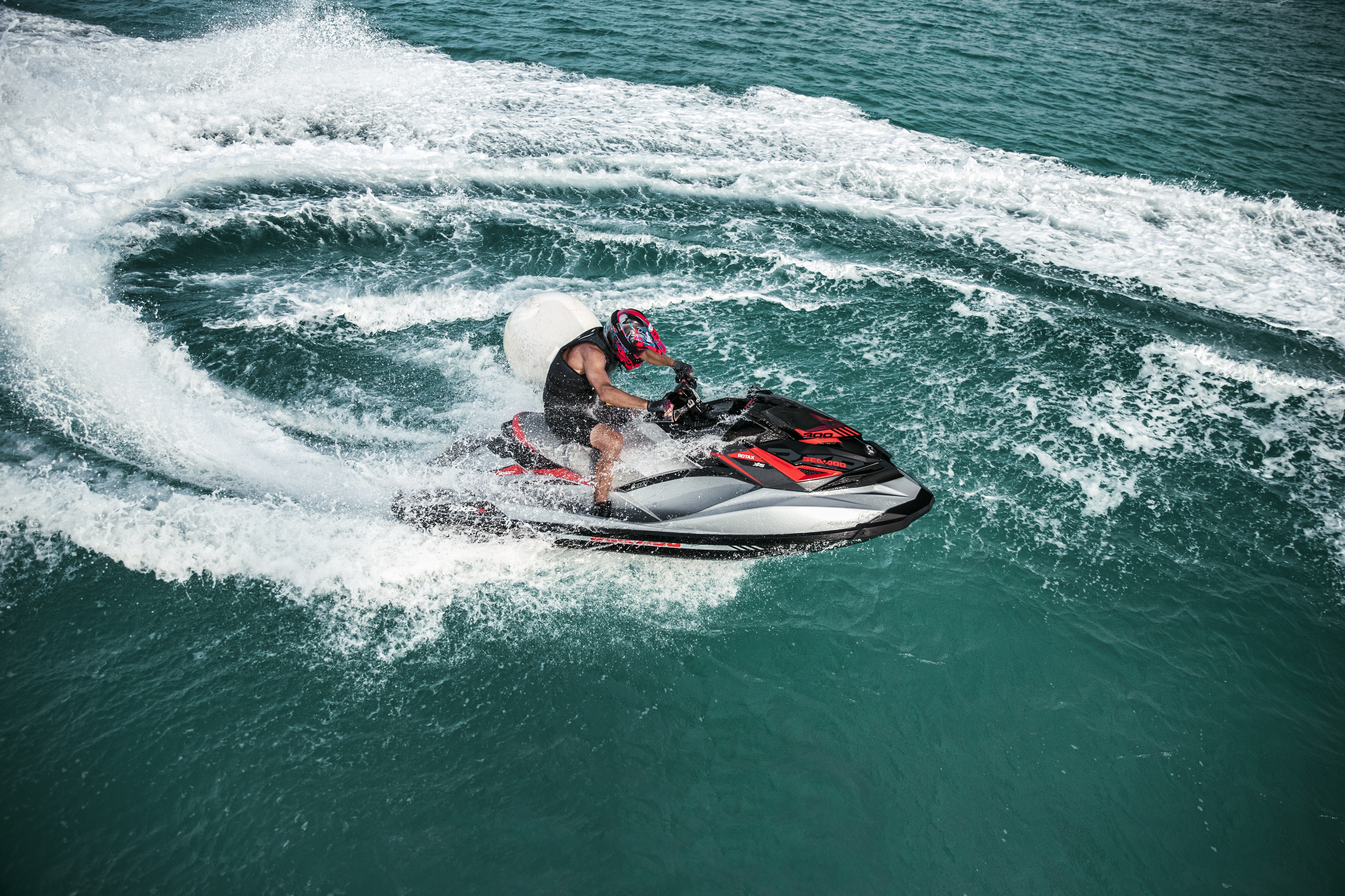 2018 Sea-Doo RXP-X 300 | Top Speed