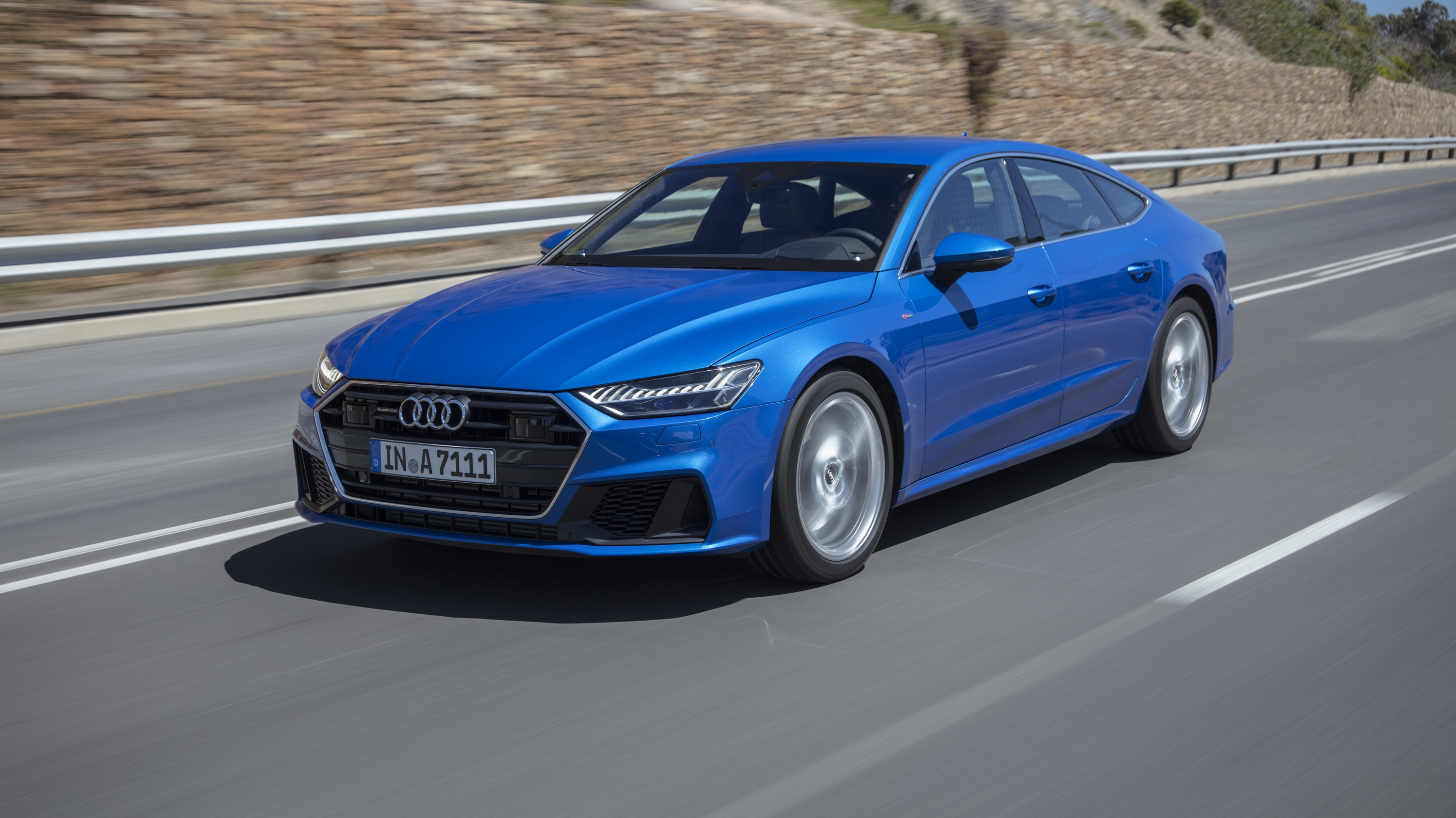 Audi A7 Reviews, Specs, Prices, Photos And Videos | Top Speed. »