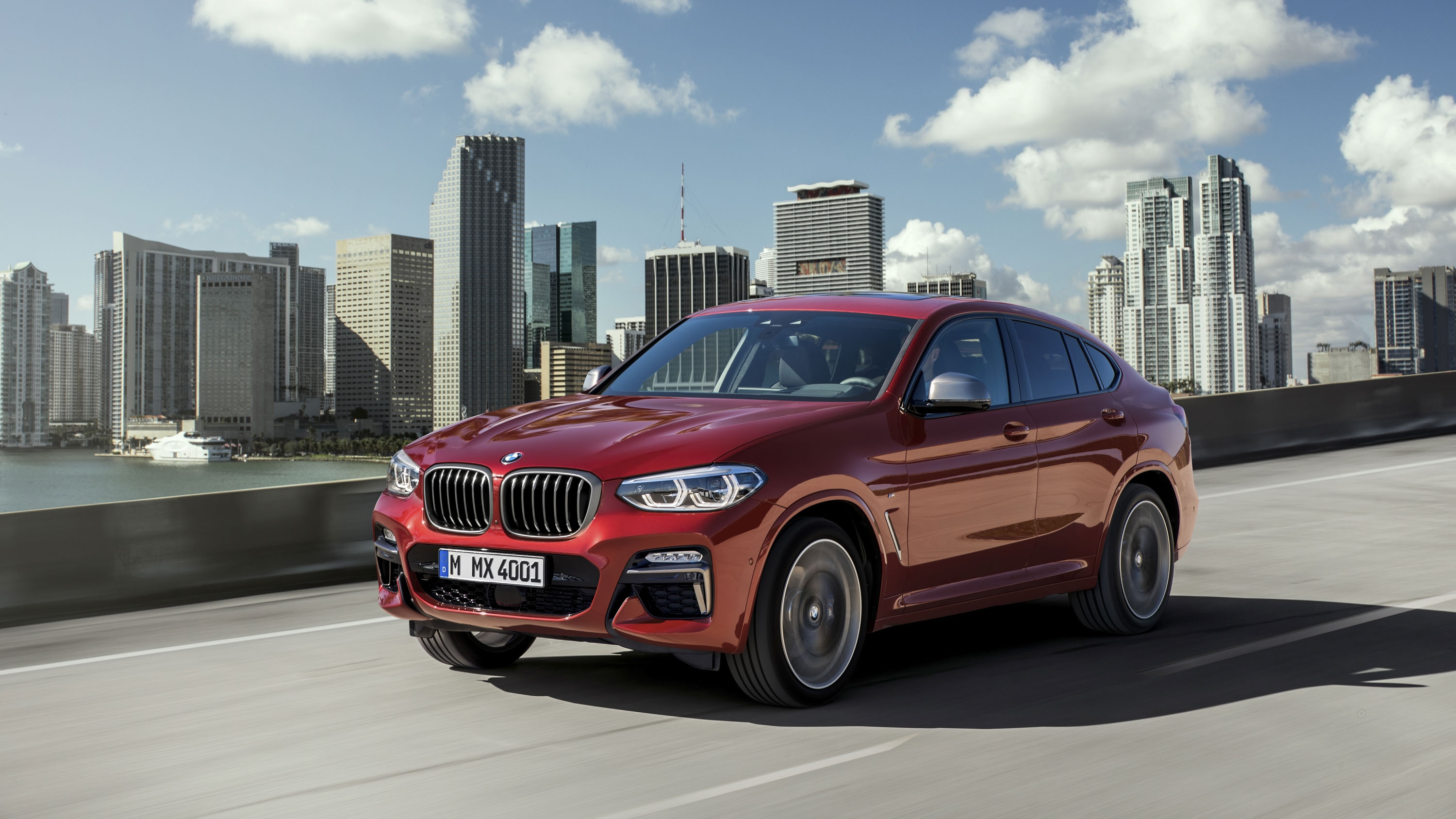 2019 Bmw X4 Top Speed