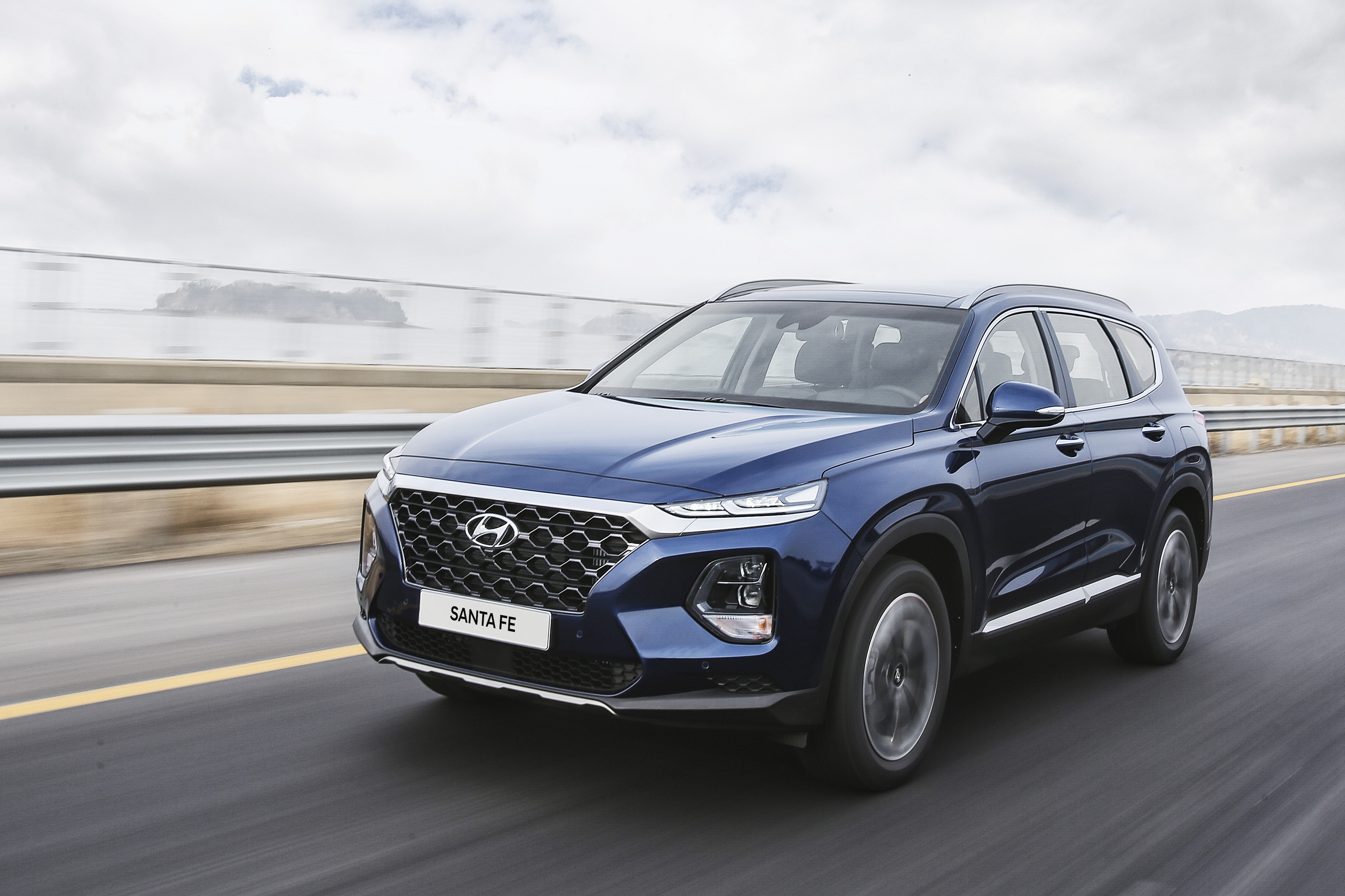 If You Were Excited About The 2020 Hyundai Santa Fe Diesel