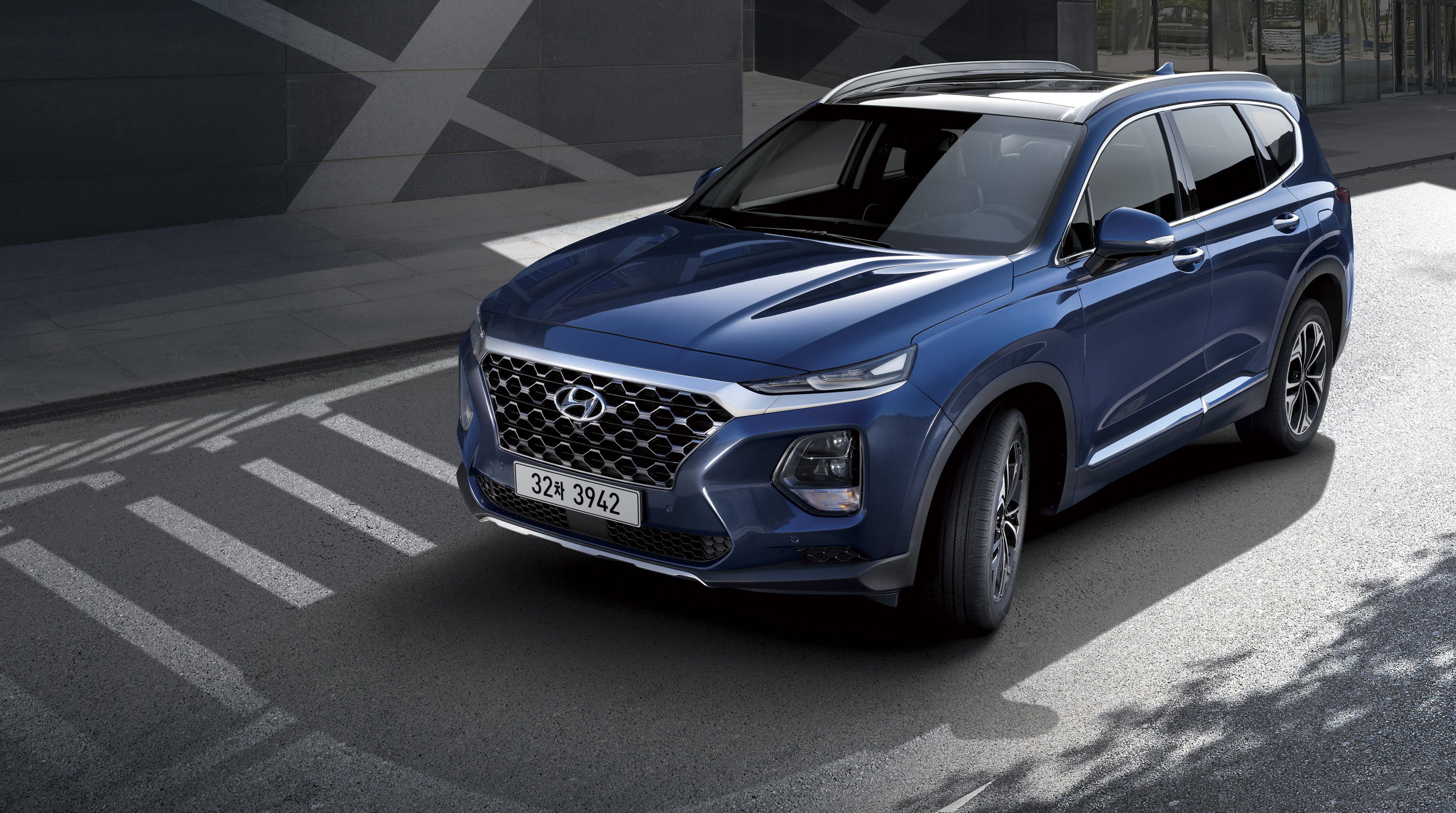 2019 hyundai santa fe review top speed. Black Bedroom Furniture Sets. Home Design Ideas