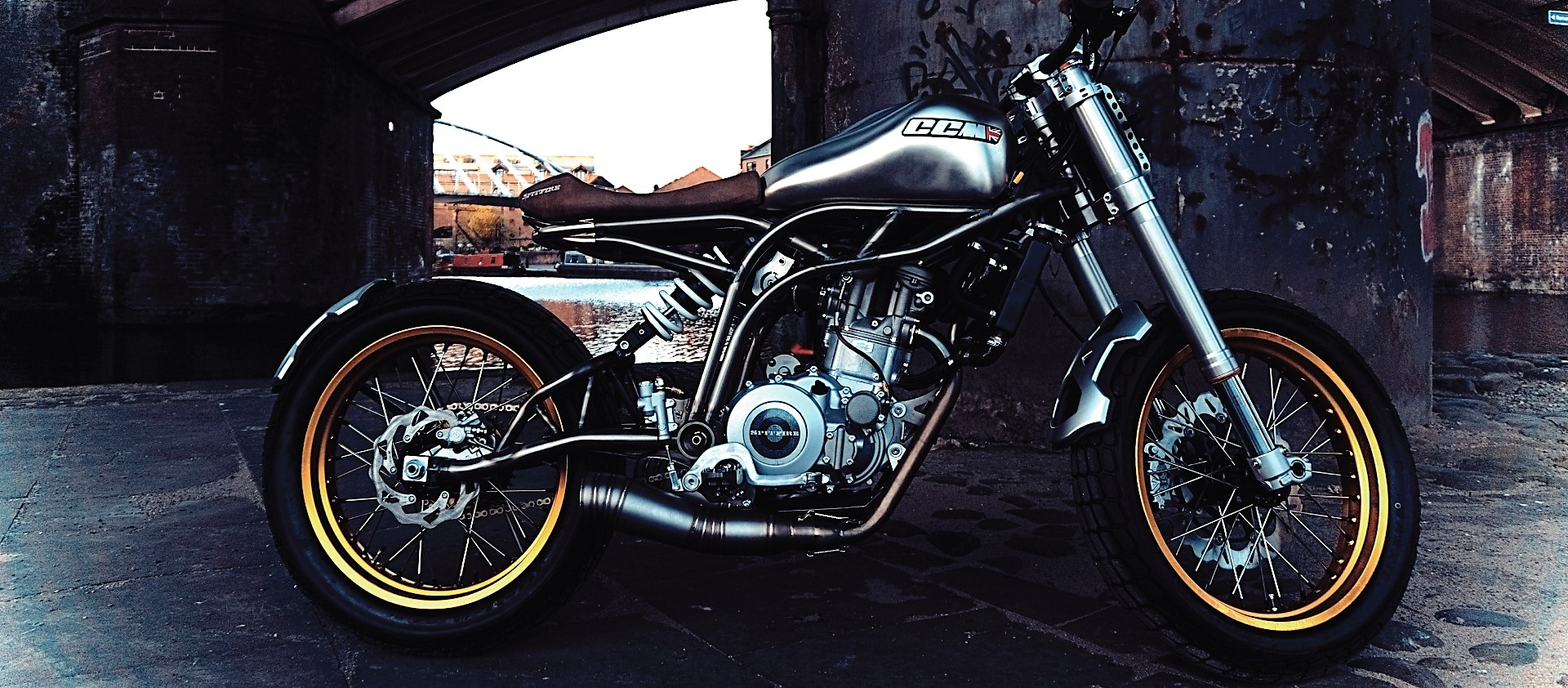 CCM Spitfire Bobber To Be Unveiled Next Week | Top Speed