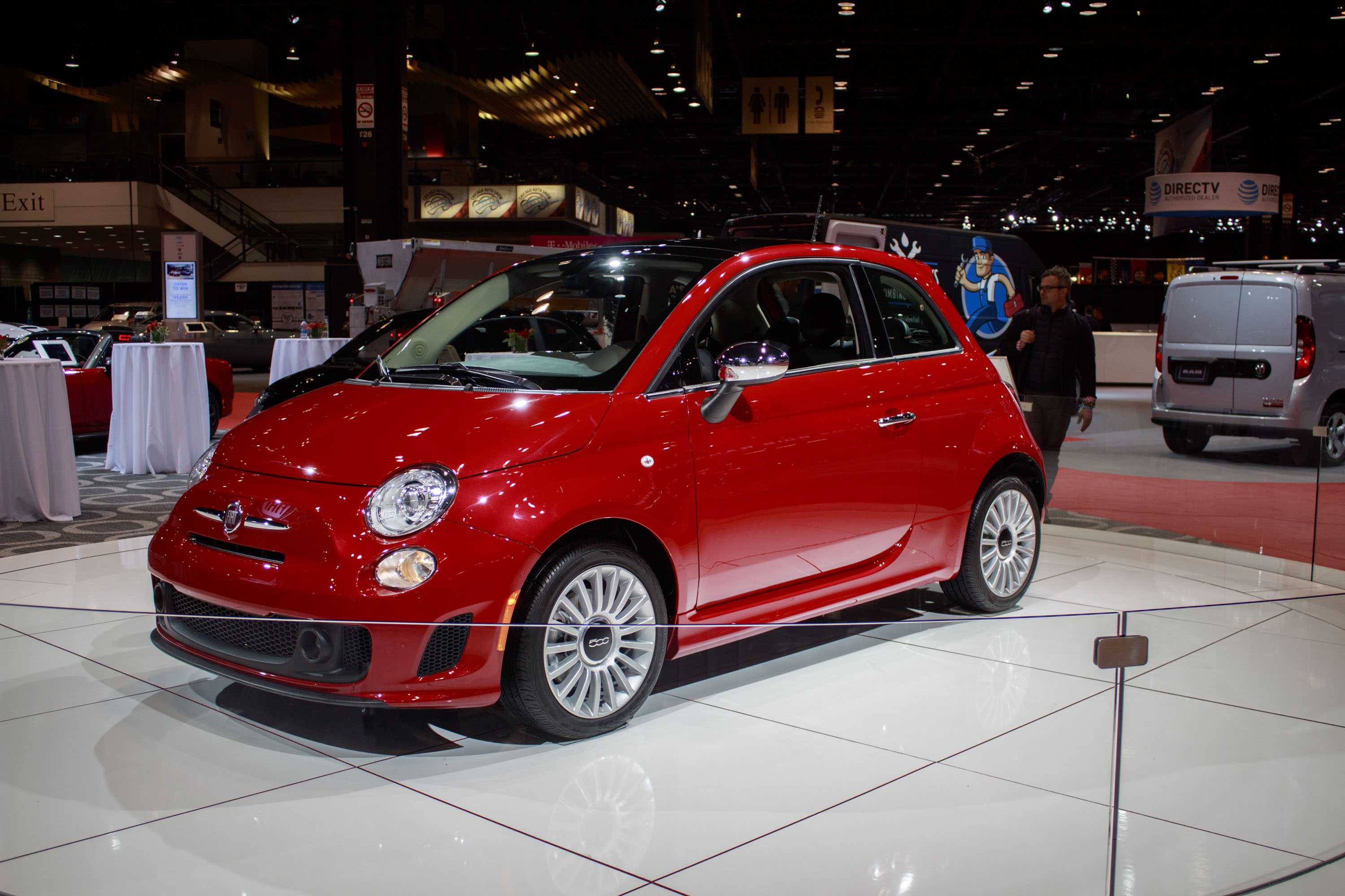 img fiat cars listings lounge start bristol plate stop red used assured quality car dealer startstop