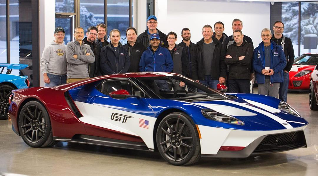 Ford Employees Can Get This Exclusive Color If They Buy A Ford Gt Top Speed