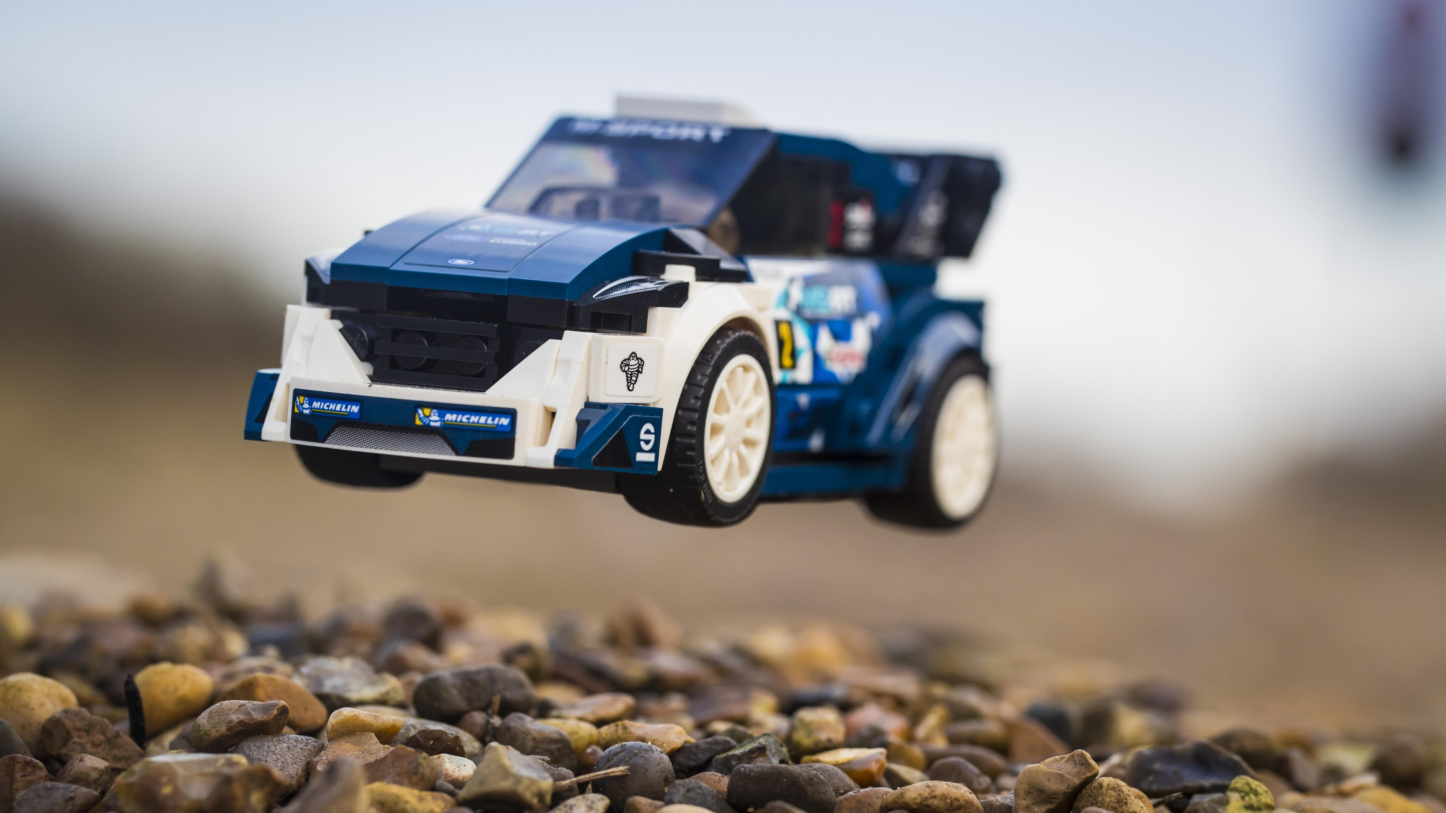 Fords M Sport Fiesta Rally Car Now Available In The Lego Speed Champions Collection Top Speed