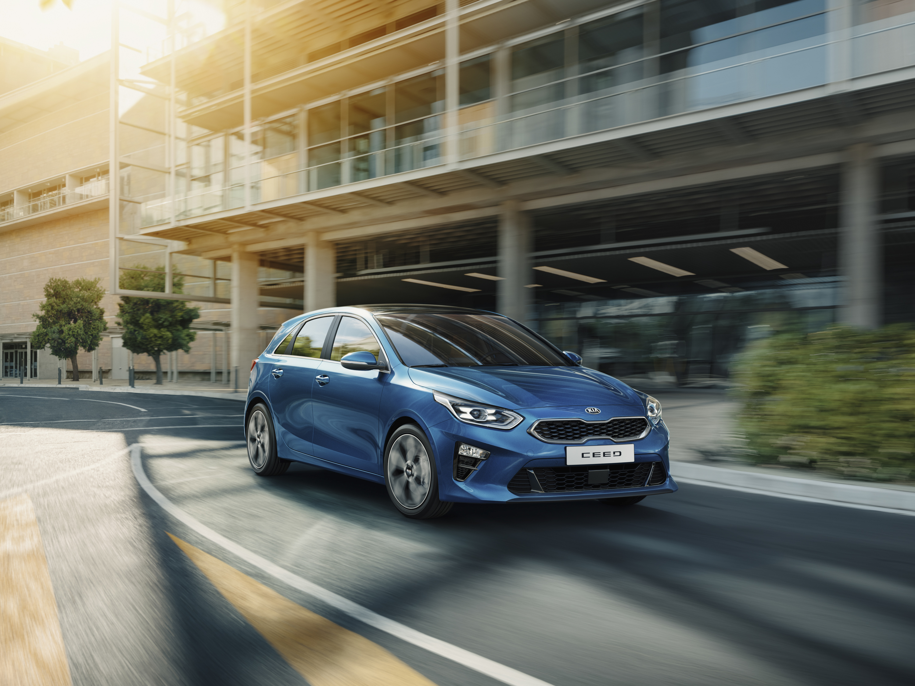 Report The 2019 Kia Ceed Will Offer I30 N Agility And