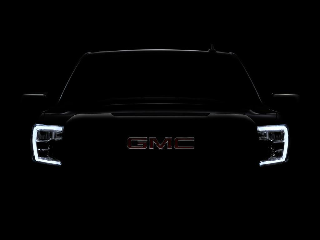 Gmc Teases The 2019 Gmc Sierra Debut Imminent Top Speed