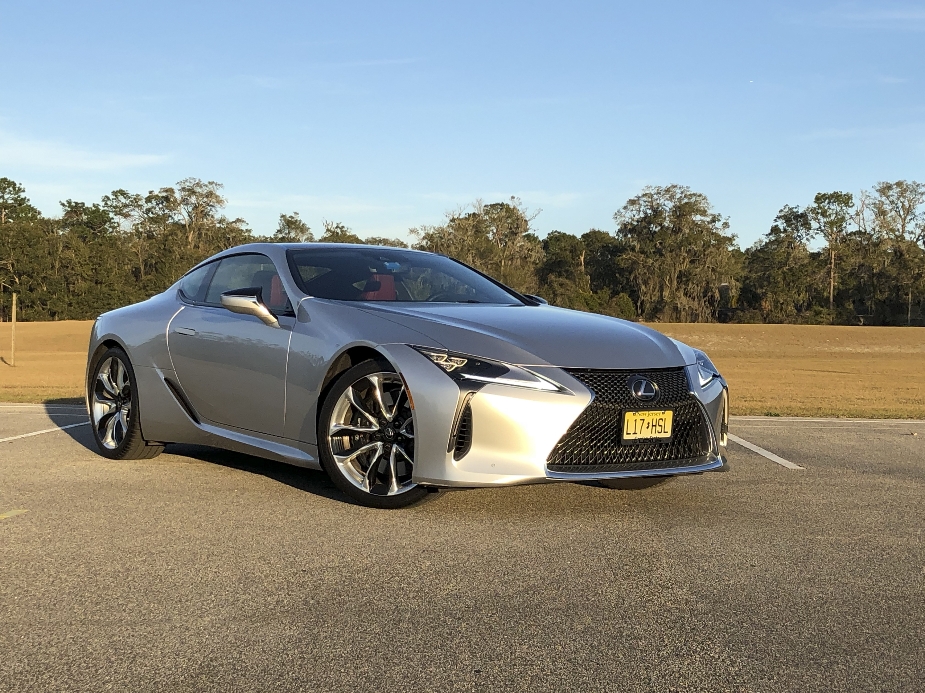 Lexus LC Reviews Specs Prices s And Videos