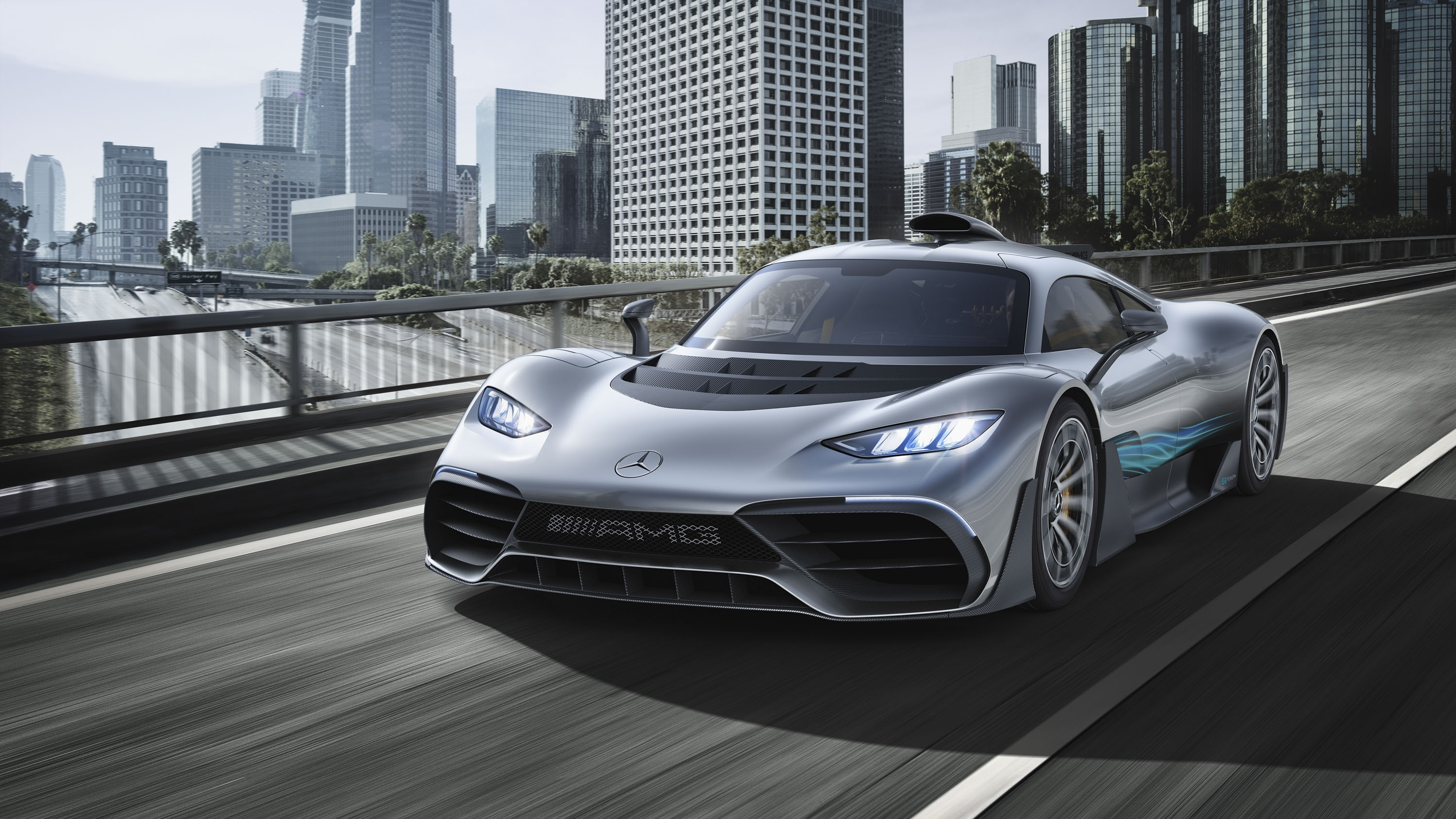 Mercedes Amg Has Big Plans For The Project One Hypercar Top Speed