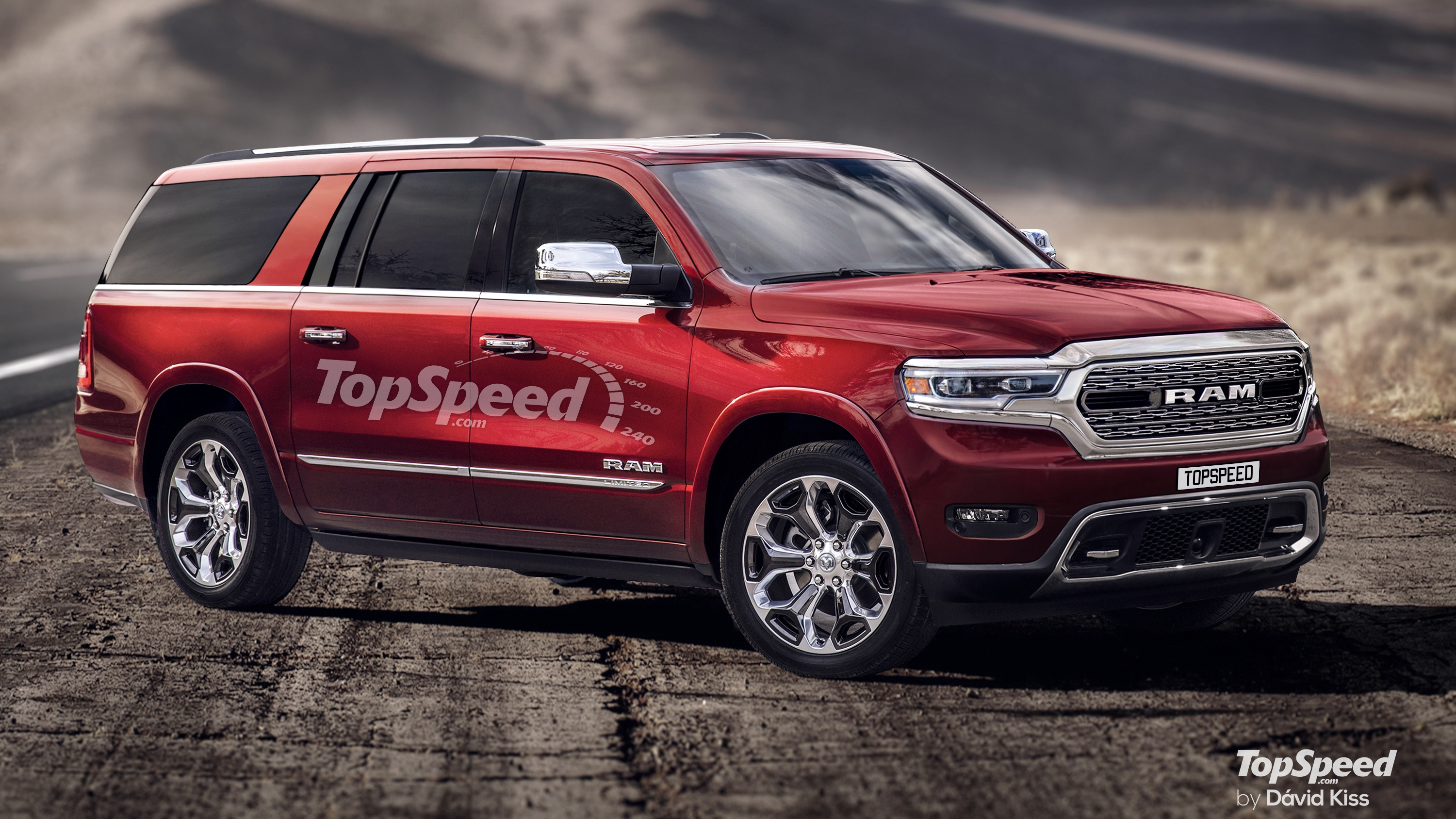 2020 RAM Ramcharger | Top Speed