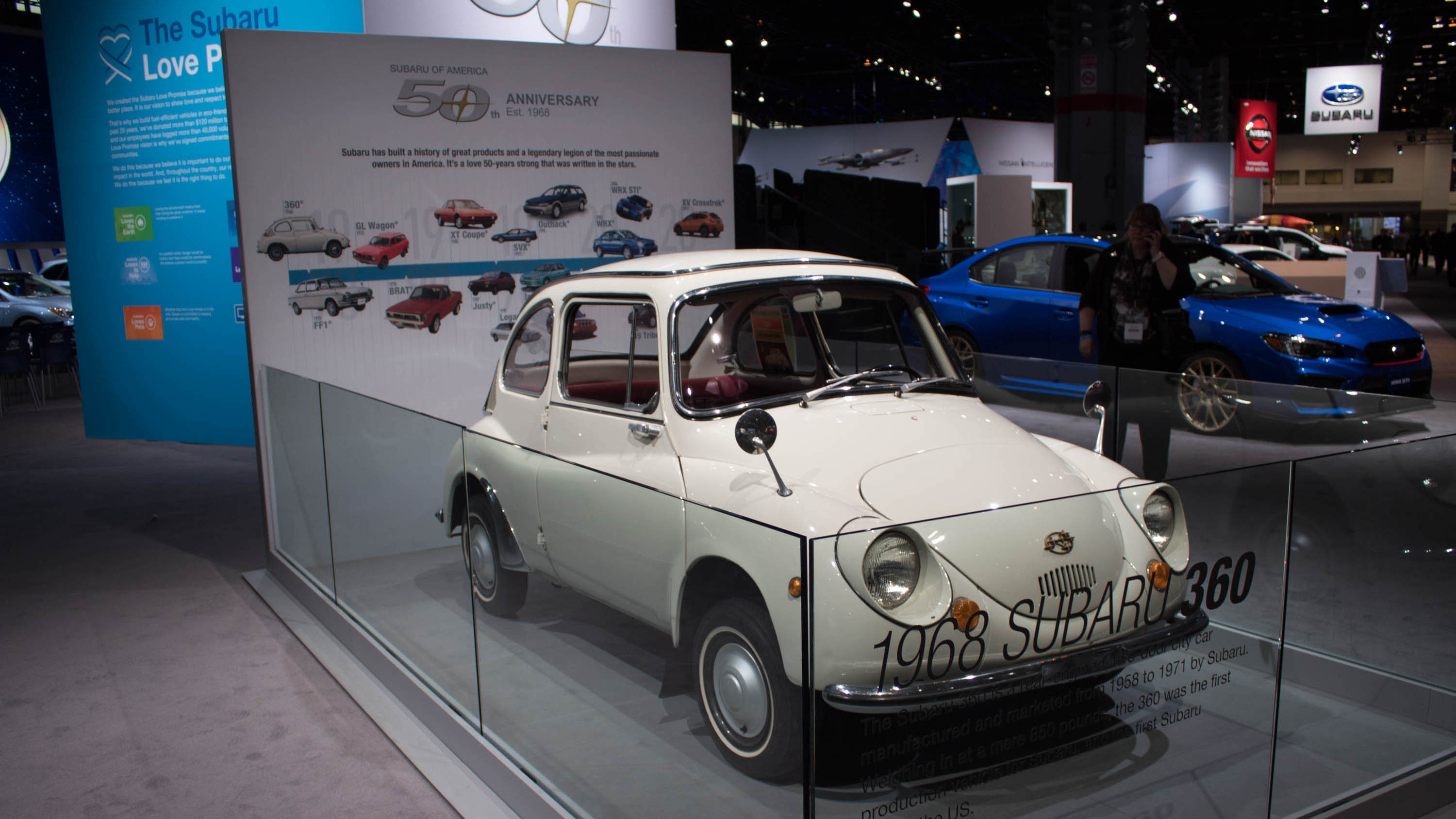 Subaru Celebrates 50 Years In The U.S. Market With Special Editions ...
