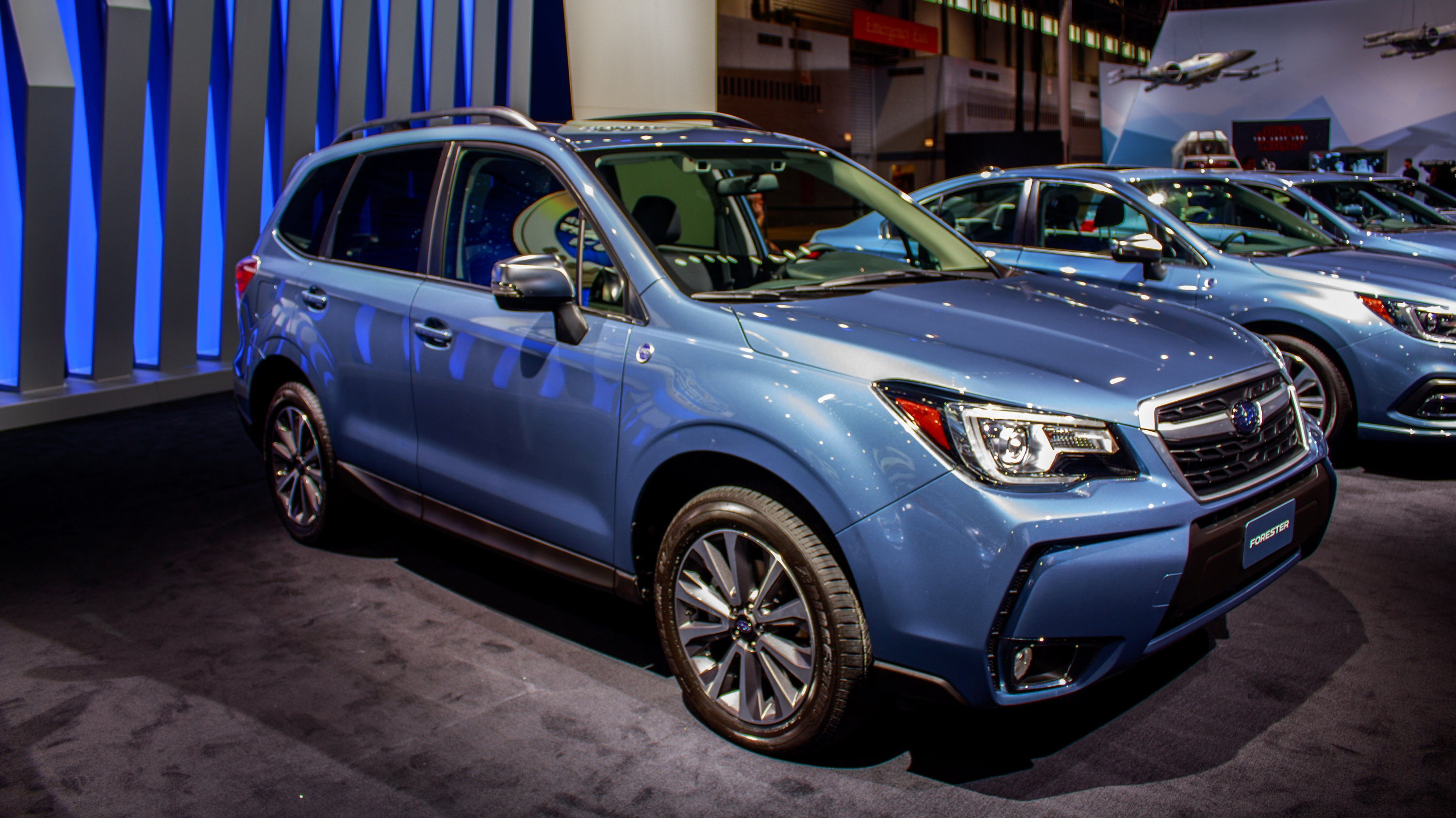 2018 Subaru Forester 50th Anniversary Edition Top Speed