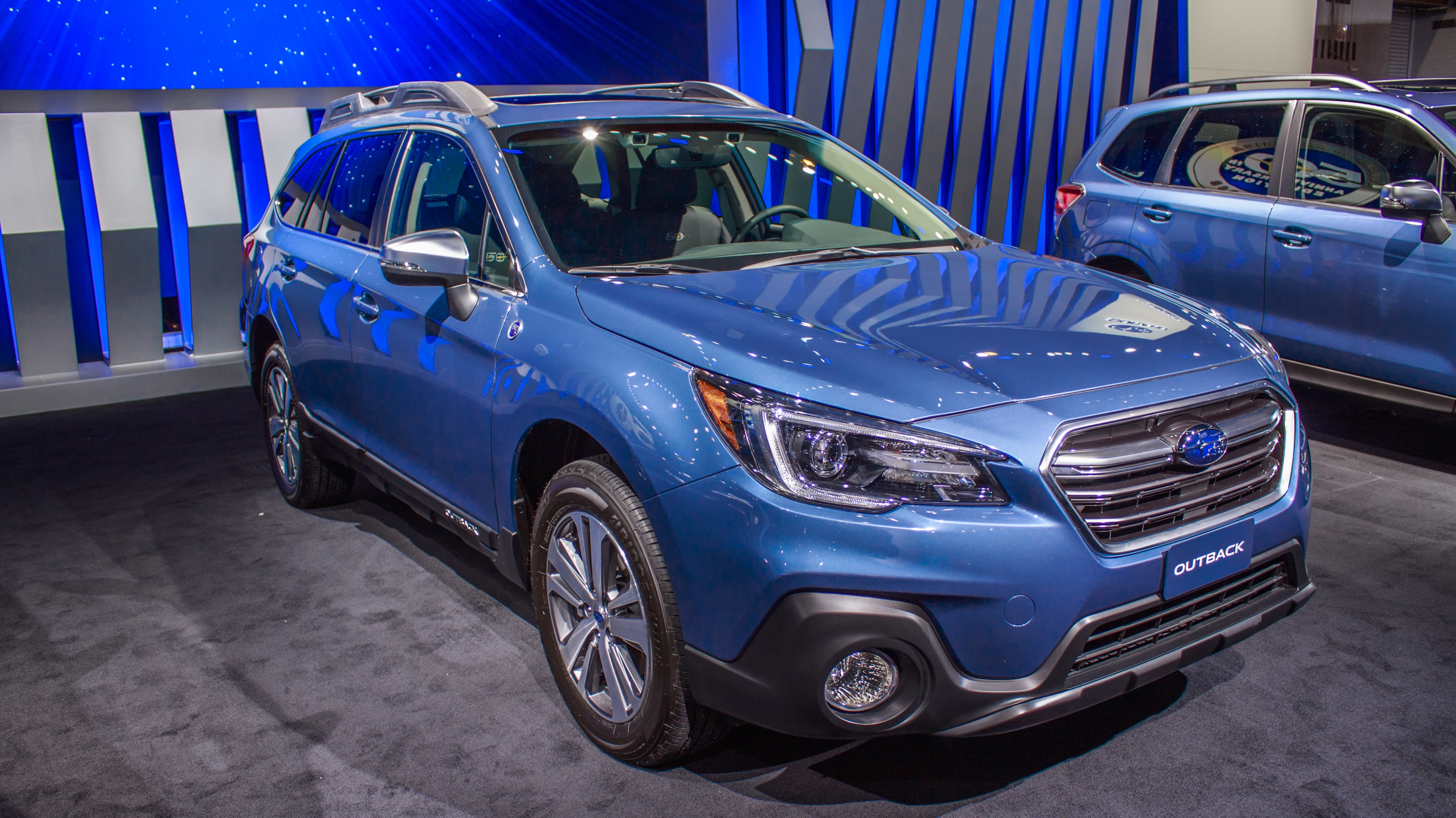 Subaru Outback Off Road >> 2018 Subaru Outback 50th Anniversary Edition Review - Top Speed